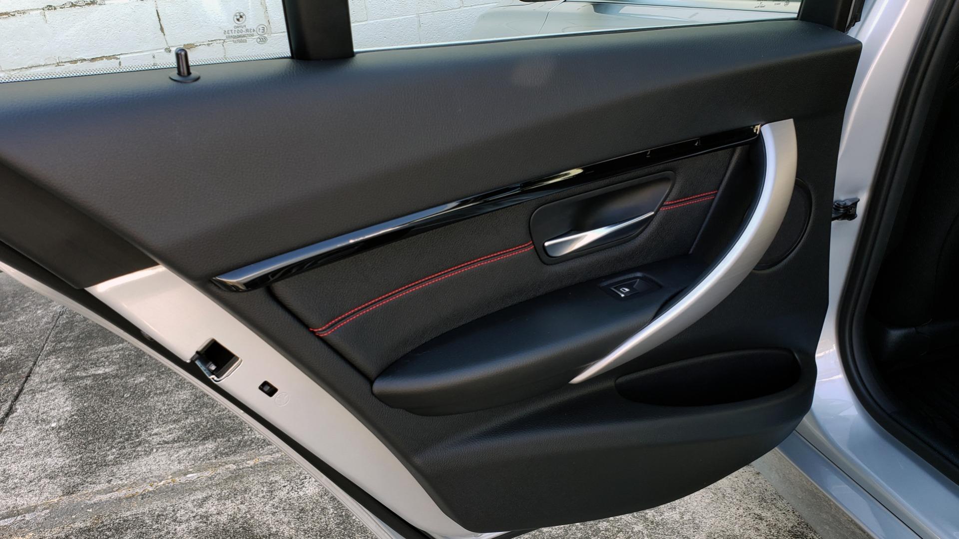 Used 2017 BMW 3 SERIES 330I SPORT SEDAN / DRVR ASST PKG / SUNROOF / REARVIEW for sale Sold at Formula Imports in Charlotte NC 28227 57