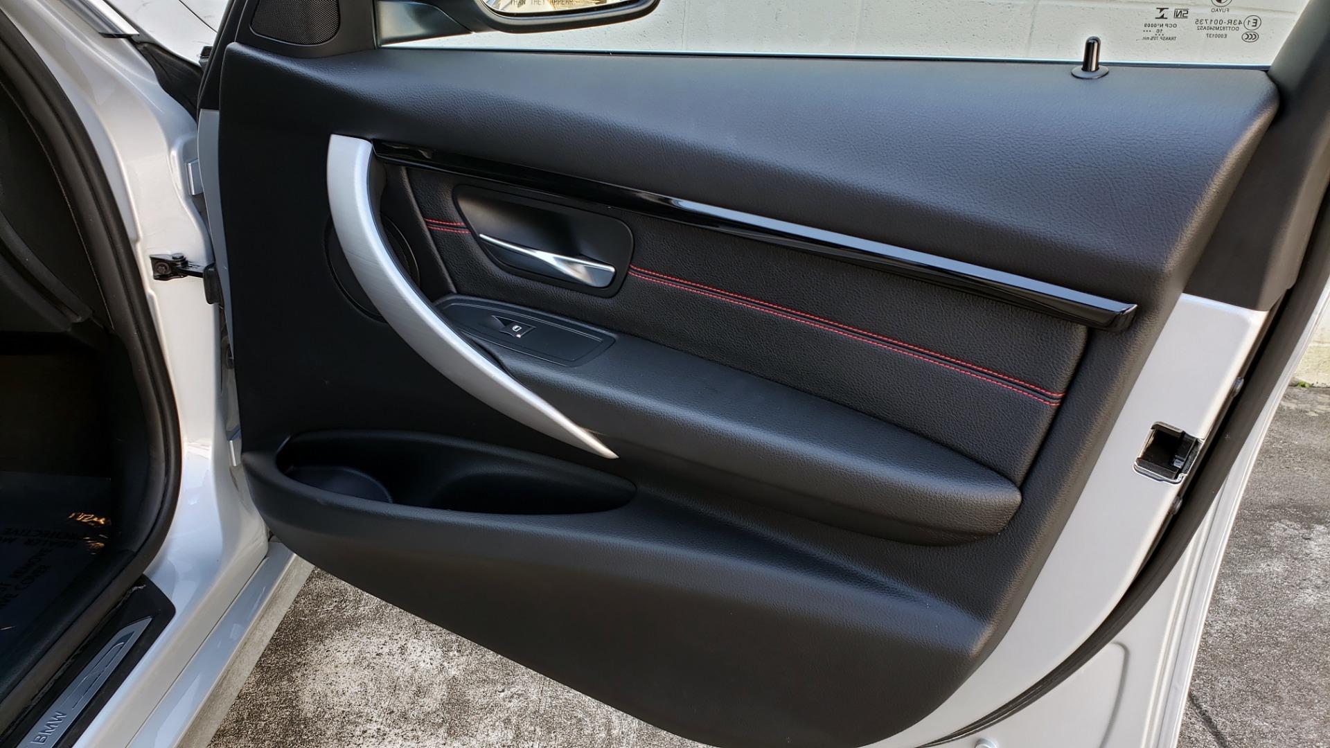 Used 2017 BMW 3 SERIES 330I SPORT SEDAN / DRVR ASST PKG / SUNROOF / REARVIEW for sale Sold at Formula Imports in Charlotte NC 28227 62