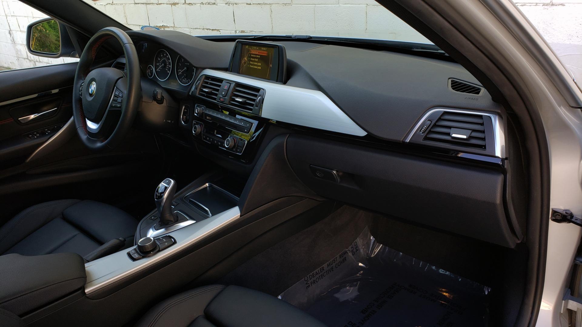 Used 2017 BMW 3 SERIES 330I SPORT SEDAN / DRVR ASST PKG / SUNROOF / REARVIEW for sale Sold at Formula Imports in Charlotte NC 28227 67