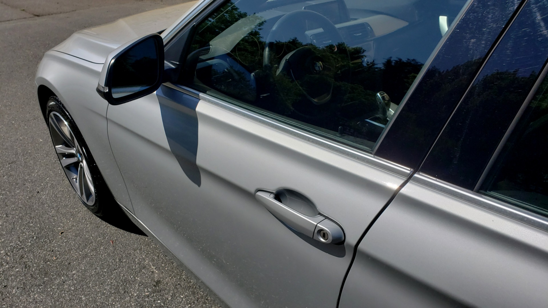 Used 2017 BMW 3 SERIES 330I SPORT SEDAN / DRVR ASST PKG / SUNROOF / REARVIEW for sale Sold at Formula Imports in Charlotte NC 28227 7
