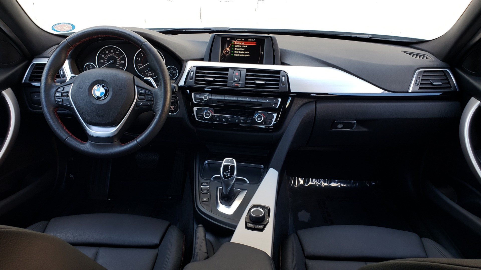 Used 2017 BMW 3 SERIES 330I SPORT SEDAN / DRVR ASST PKG / SUNROOF / REARVIEW for sale Sold at Formula Imports in Charlotte NC 28227 75