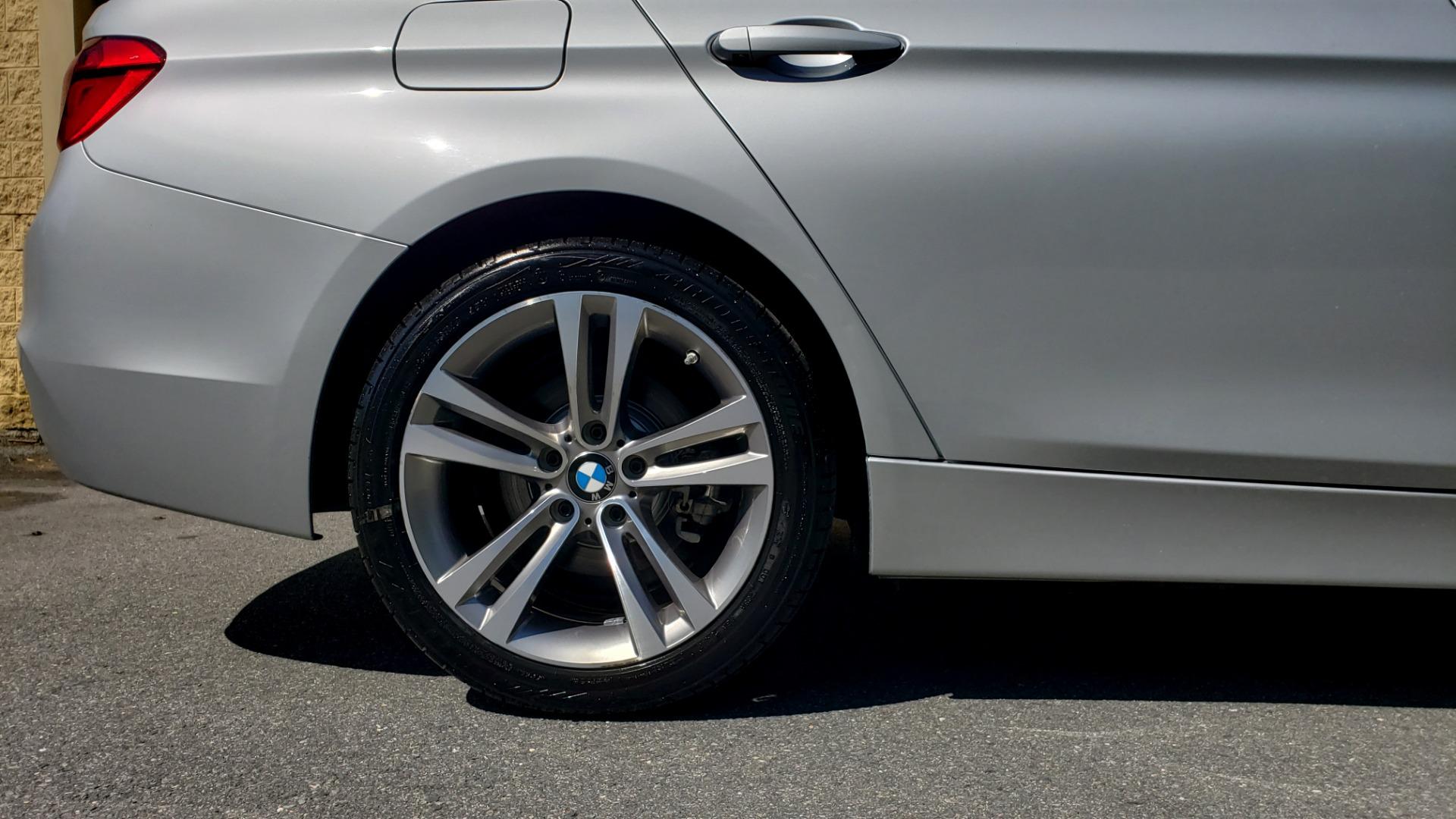 Used 2017 BMW 3 SERIES 330I SPORT SEDAN / DRVR ASST PKG / SUNROOF / REARVIEW for sale Sold at Formula Imports in Charlotte NC 28227 78