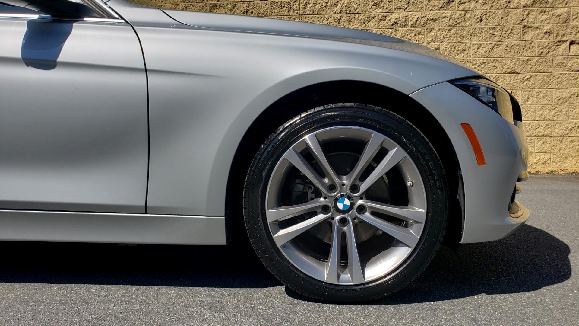 Used 2017 BMW 3 SERIES 330I SPORT SEDAN / DRVR ASST PKG / SUNROOF / REARVIEW for sale Sold at Formula Imports in Charlotte NC 28227 79