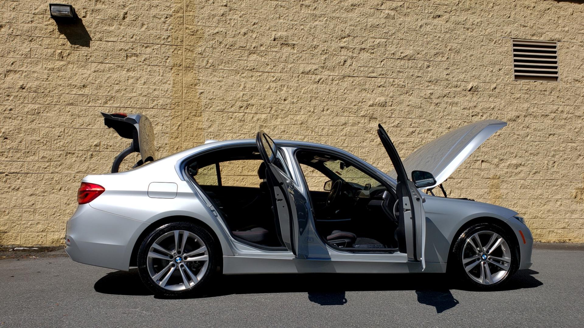 Used 2017 BMW 3 SERIES 330I SPORT SEDAN / DRVR ASST PKG / SUNROOF / REARVIEW for sale Sold at Formula Imports in Charlotte NC 28227 9