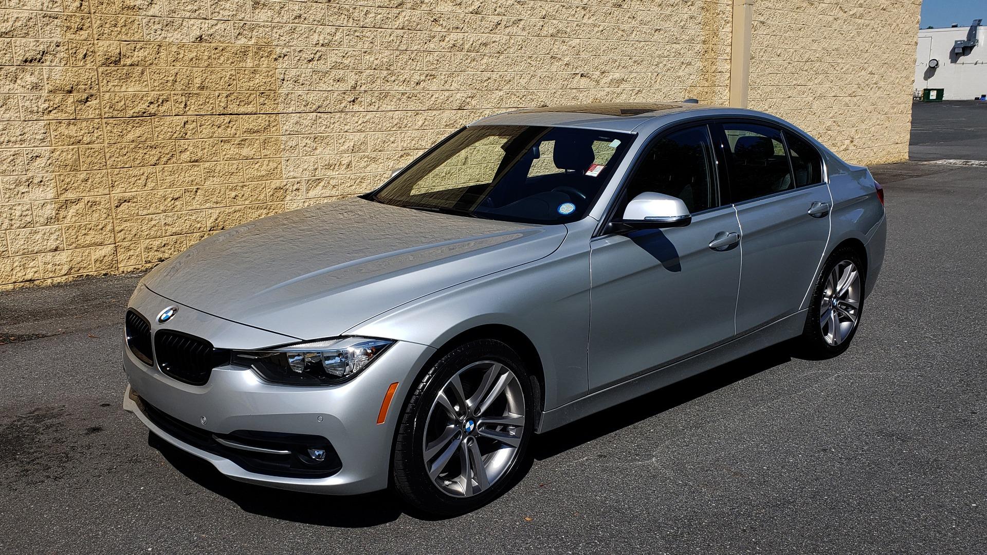 Used 2017 BMW 3 SERIES 330I SPORT SEDAN / DRVR ASST PKG / SUNROOF / REARVIEW for sale Sold at Formula Imports in Charlotte NC 28227 1