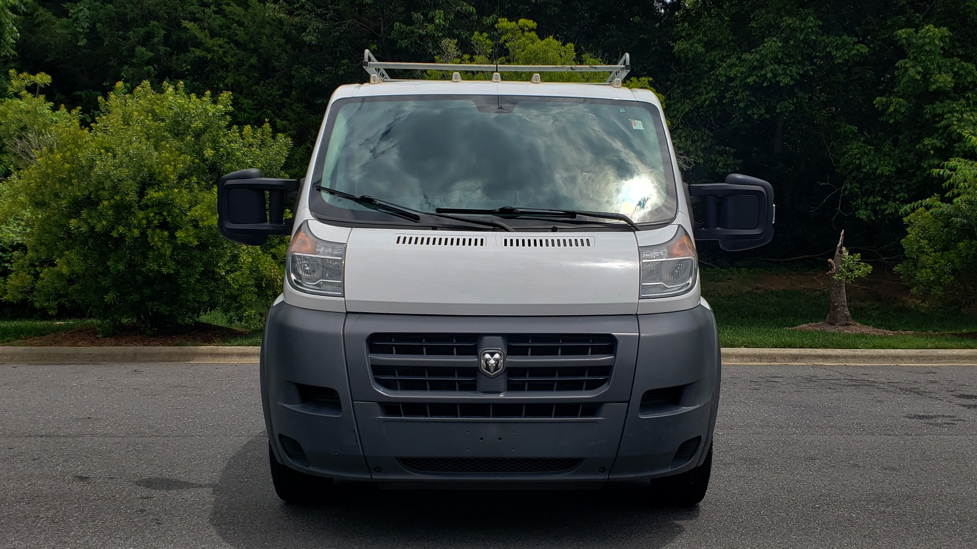 Used 2016 Ram PROMASTER CARGO VAN 136 WB / 3.6L V6 / AUTO / ROOF-RACK / REARVIEW / SEATS 5 for sale $15,995 at Formula Imports in Charlotte NC 28227 23