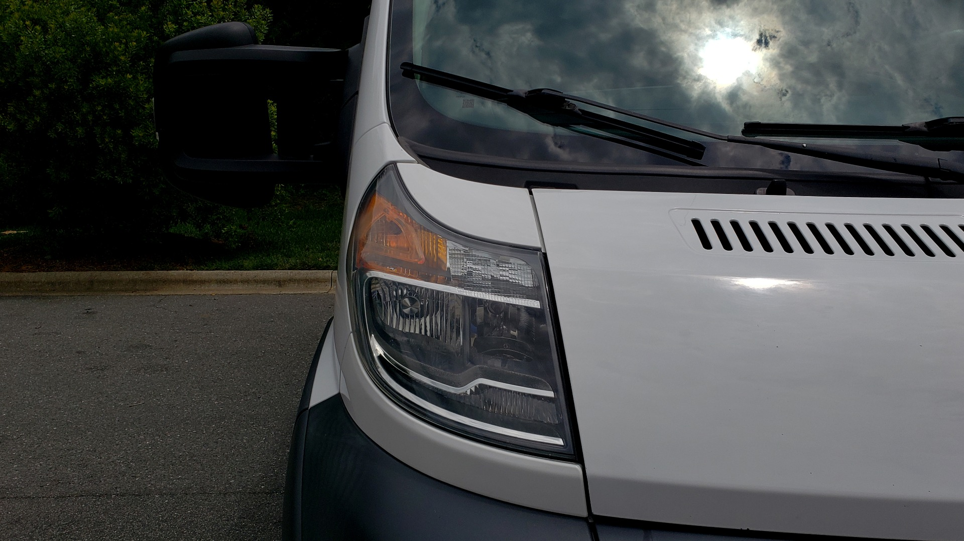 Used 2016 Ram PROMASTER CARGO VAN 136 WB / 3.6L V6 / AUTO / ROOF-RACK / REARVIEW / SEATS 5 for sale $15,995 at Formula Imports in Charlotte NC 28227 24
