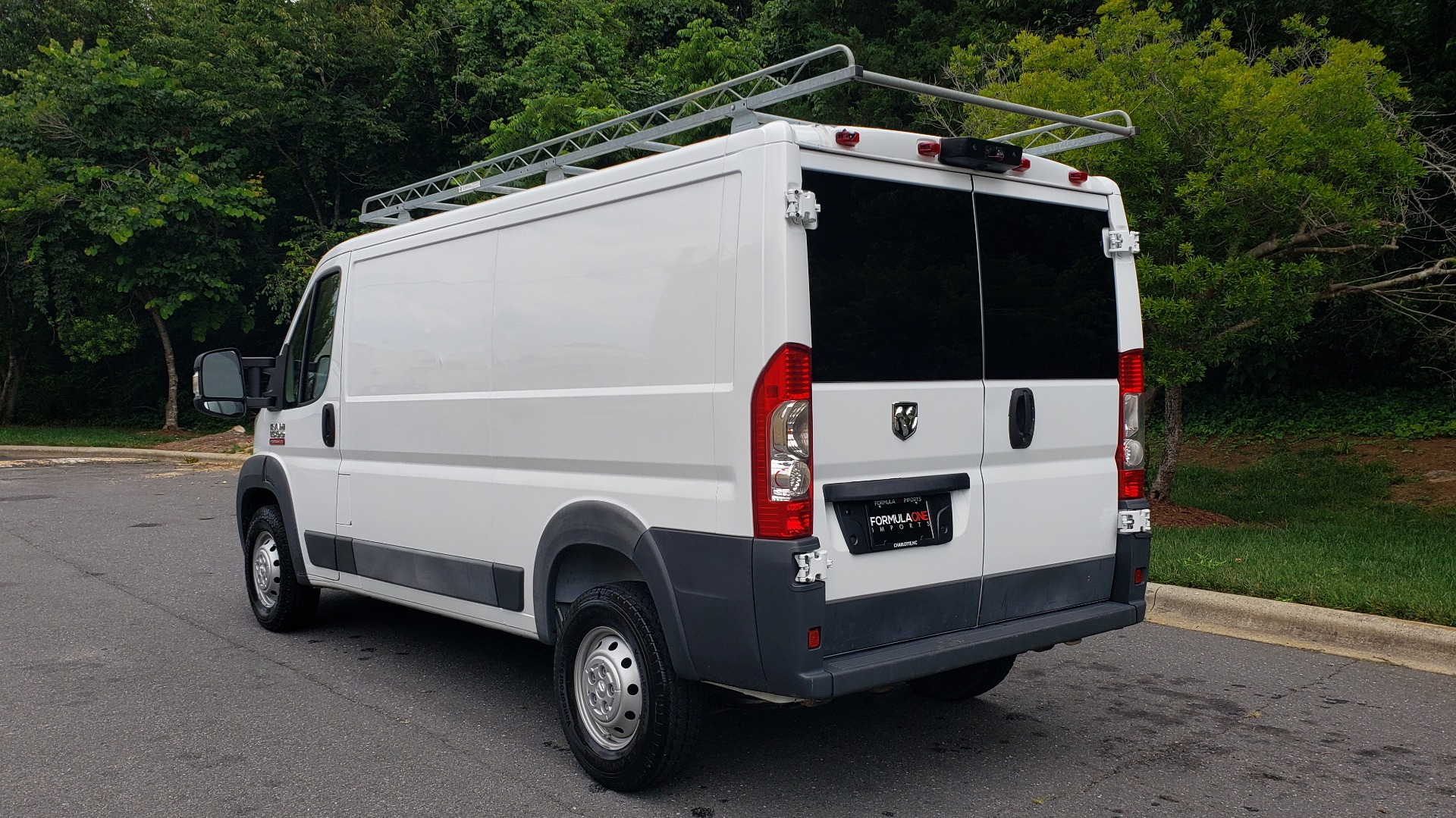 Used 2016 Ram PROMASTER CARGO VAN 136 WB / 3.6L V6 / AUTO / ROOF-RACK / REARVIEW / SEATS 5 for sale Sold at Formula Imports in Charlotte NC 28227 3