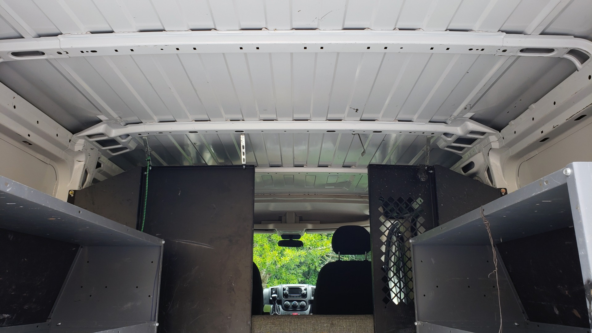 Used 2016 Ram PROMASTER CARGO VAN 136 WB / 3.6L V6 / AUTO / ROOF-RACK / REARVIEW / SEATS 5 for sale $15,995 at Formula Imports in Charlotte NC 28227 35