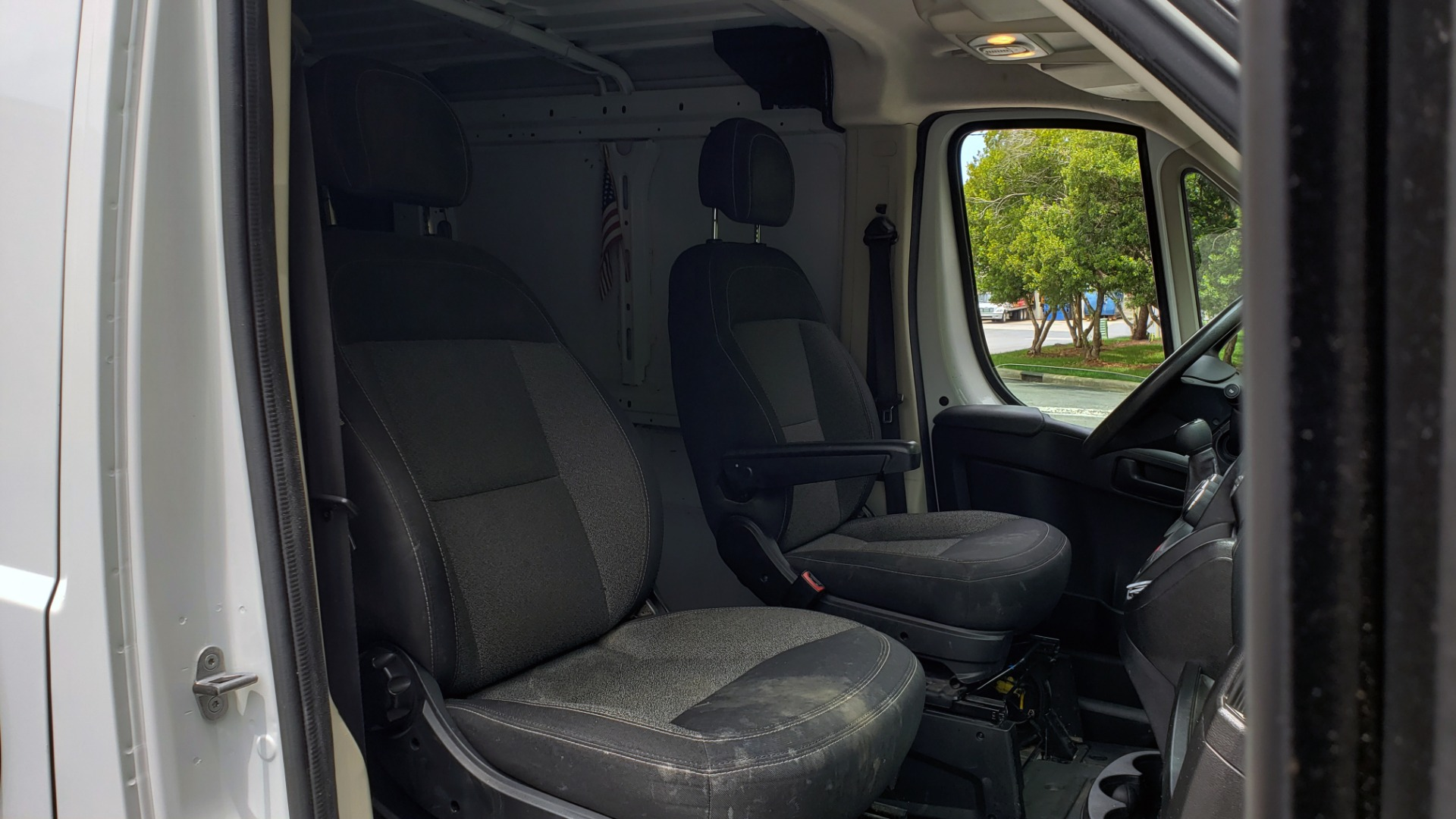 Used 2016 Ram PROMASTER CARGO VAN 136 WB / 3.6L V6 / AUTO / ROOF-RACK / REARVIEW / SEATS 5 for sale Sold at Formula Imports in Charlotte NC 28227 55