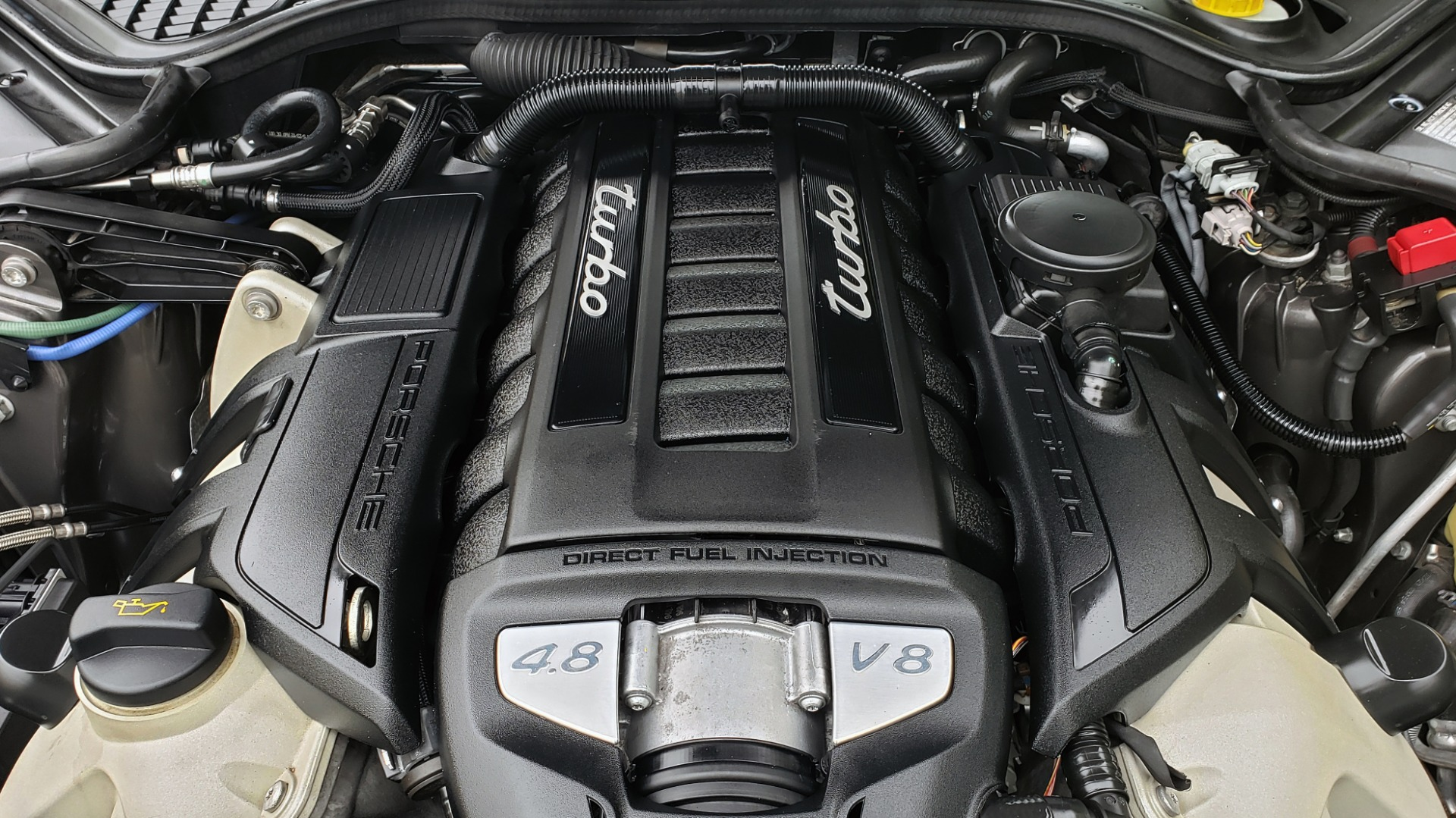 Used 2013 Porsche PANAMERA TURBO 4.8L V8 / AWD / NAV / SUNROOF / LCA / PARK ASST / BURMESTER for sale $45,995 at Formula Imports in Charlotte NC 28227 12