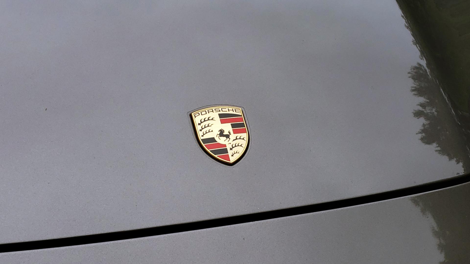 Used 2013 Porsche PANAMERA TURBO 4.8L V8 / AWD / NAV / SUNROOF / LCA / PARK ASST / BURMESTER for sale $45,995 at Formula Imports in Charlotte NC 28227 14