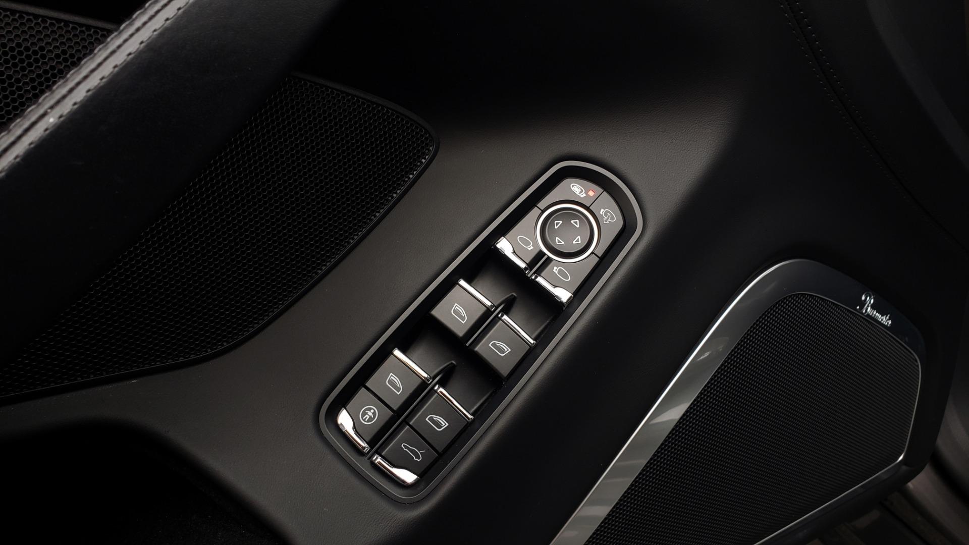 Used 2013 Porsche PANAMERA TURBO 4.8L V8 / AWD / NAV / SUNROOF / LCA / PARK ASST / BURMESTER for sale $45,995 at Formula Imports in Charlotte NC 28227 31