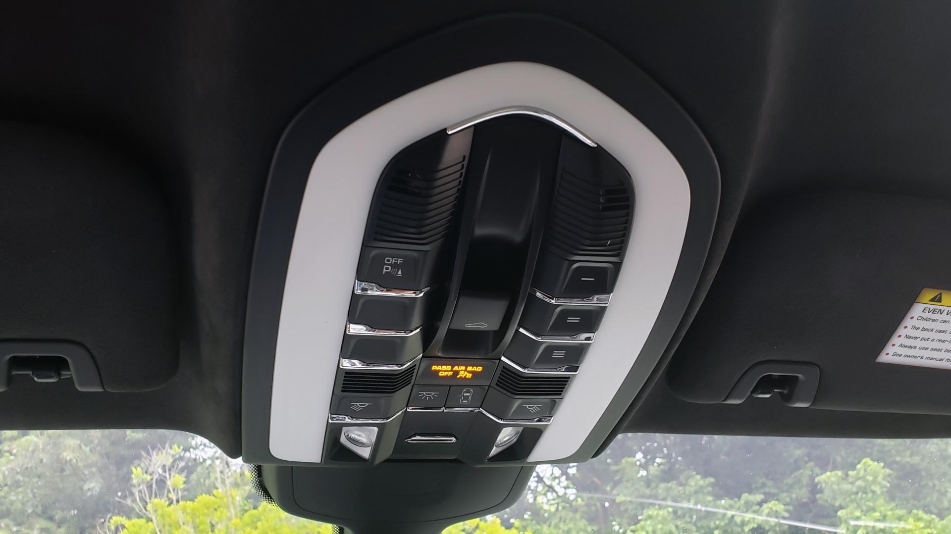 Used 2013 Porsche PANAMERA TURBO 4.8L V8 / AWD / NAV / SUNROOF / LCA / PARK ASST / BURMESTER for sale $45,995 at Formula Imports in Charlotte NC 28227 56