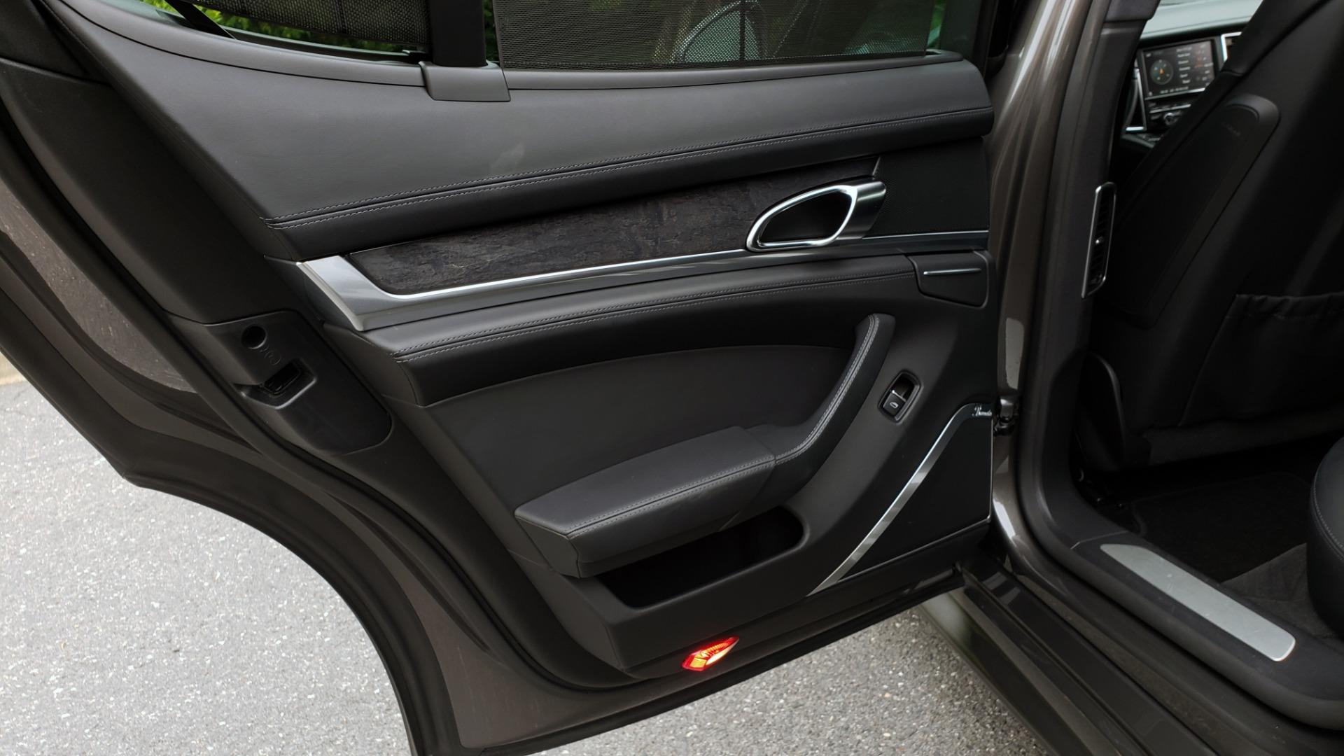 Used 2013 Porsche PANAMERA TURBO 4.8L V8 / AWD / NAV / SUNROOF / LCA / PARK ASST / BURMESTER for sale $45,995 at Formula Imports in Charlotte NC 28227 60