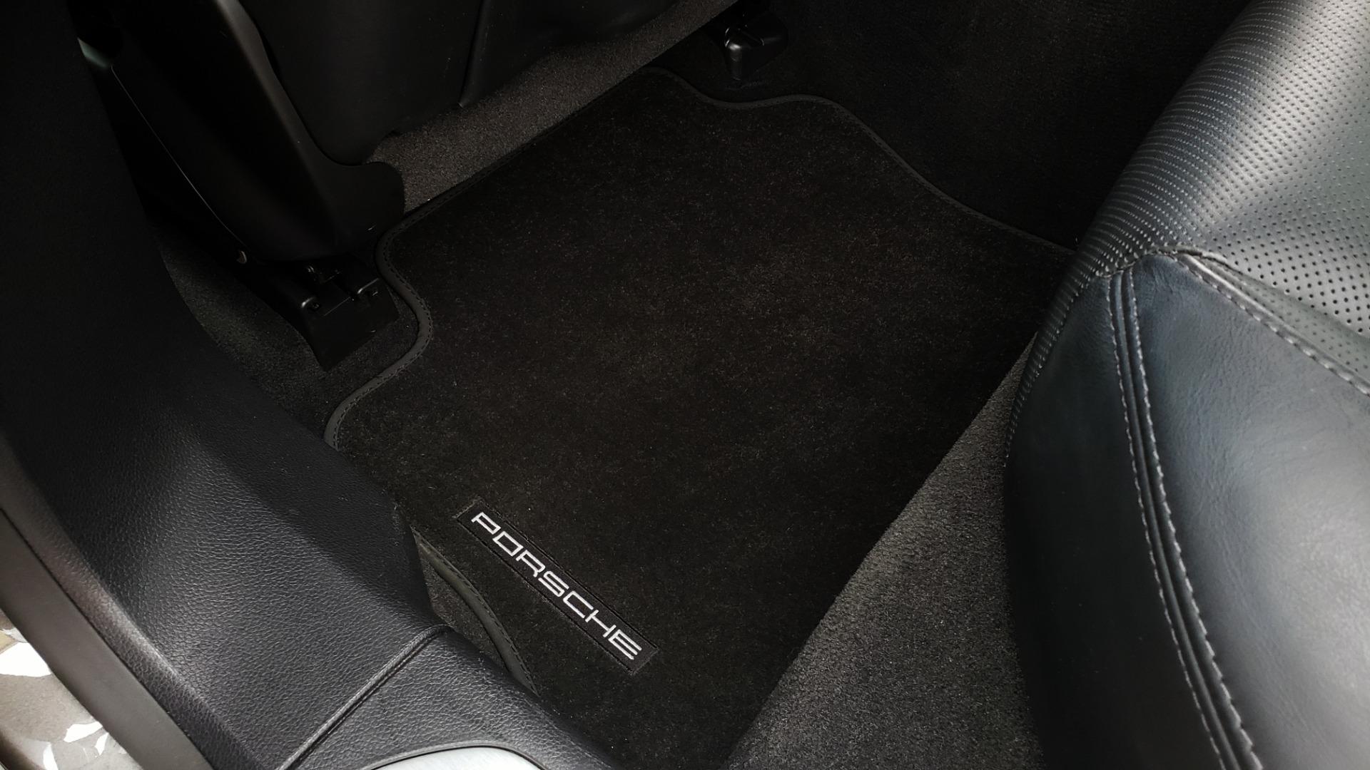 Used 2013 Porsche PANAMERA TURBO 4.8L V8 / AWD / NAV / SUNROOF / LCA / PARK ASST / BURMESTER for sale $45,995 at Formula Imports in Charlotte NC 28227 63