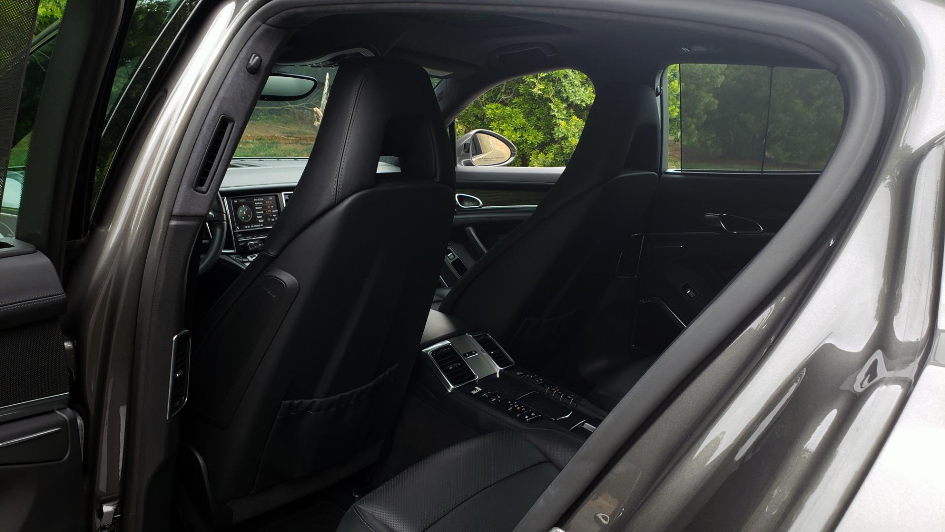 Used 2013 Porsche PANAMERA TURBO 4.8L V8 / AWD / NAV / SUNROOF / LCA / PARK ASST / BURMESTER for sale $45,995 at Formula Imports in Charlotte NC 28227 64
