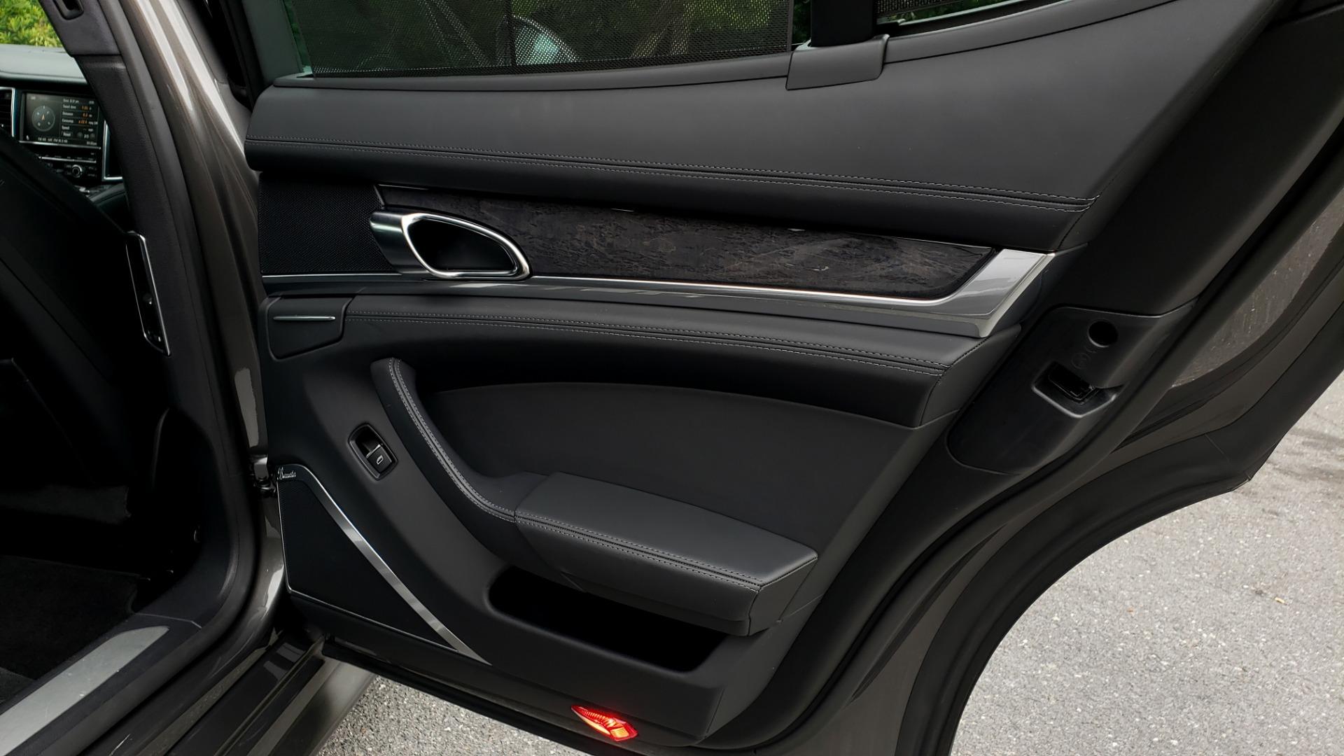 Used 2013 Porsche PANAMERA TURBO 4.8L V8 / AWD / NAV / SUNROOF / LCA / PARK ASST / BURMESTER for sale $45,995 at Formula Imports in Charlotte NC 28227 75