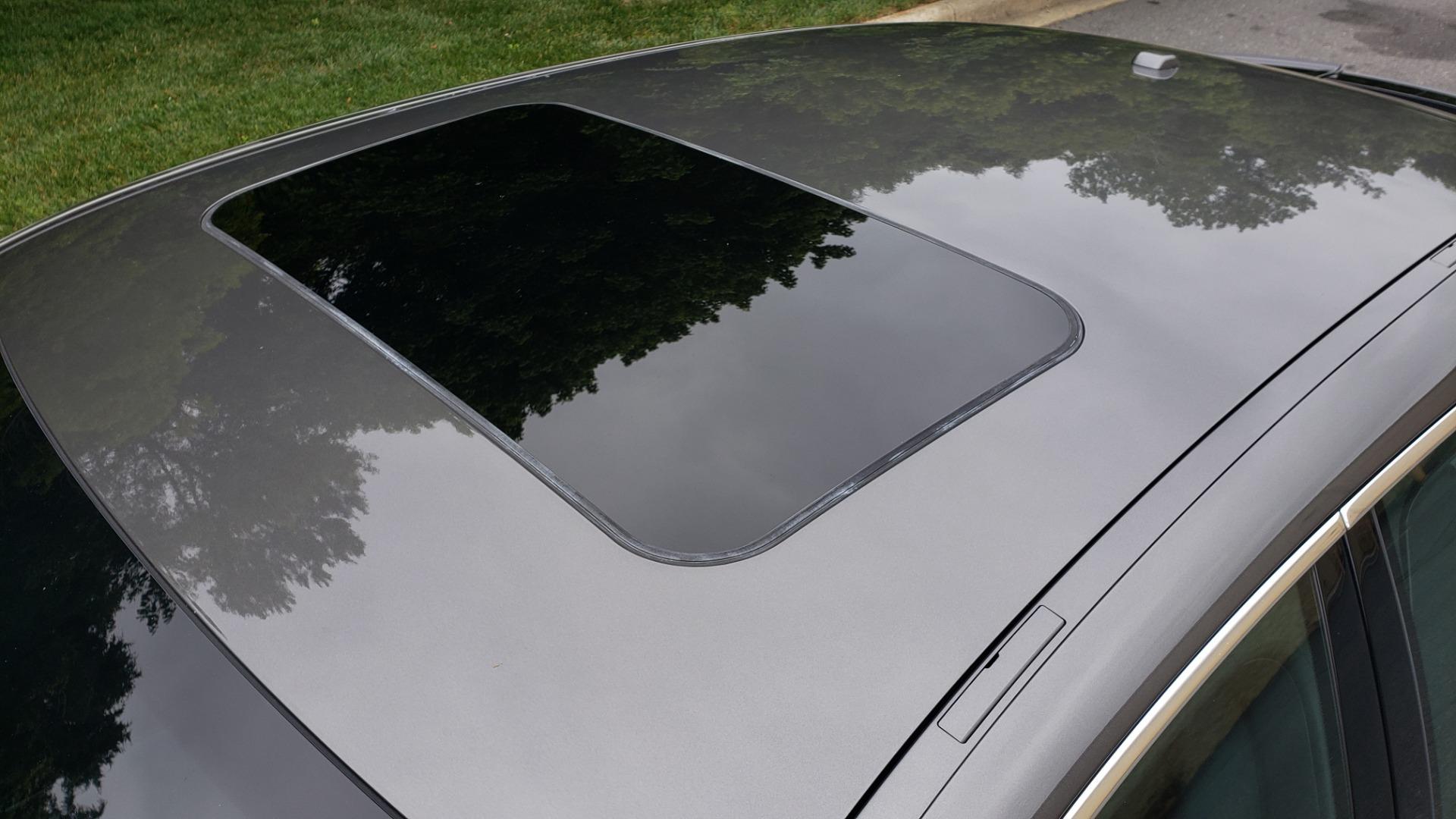 Used 2013 Porsche PANAMERA TURBO 4.8L V8 / AWD / NAV / SUNROOF / LCA / PARK ASST / BURMESTER for sale $45,995 at Formula Imports in Charlotte NC 28227 8