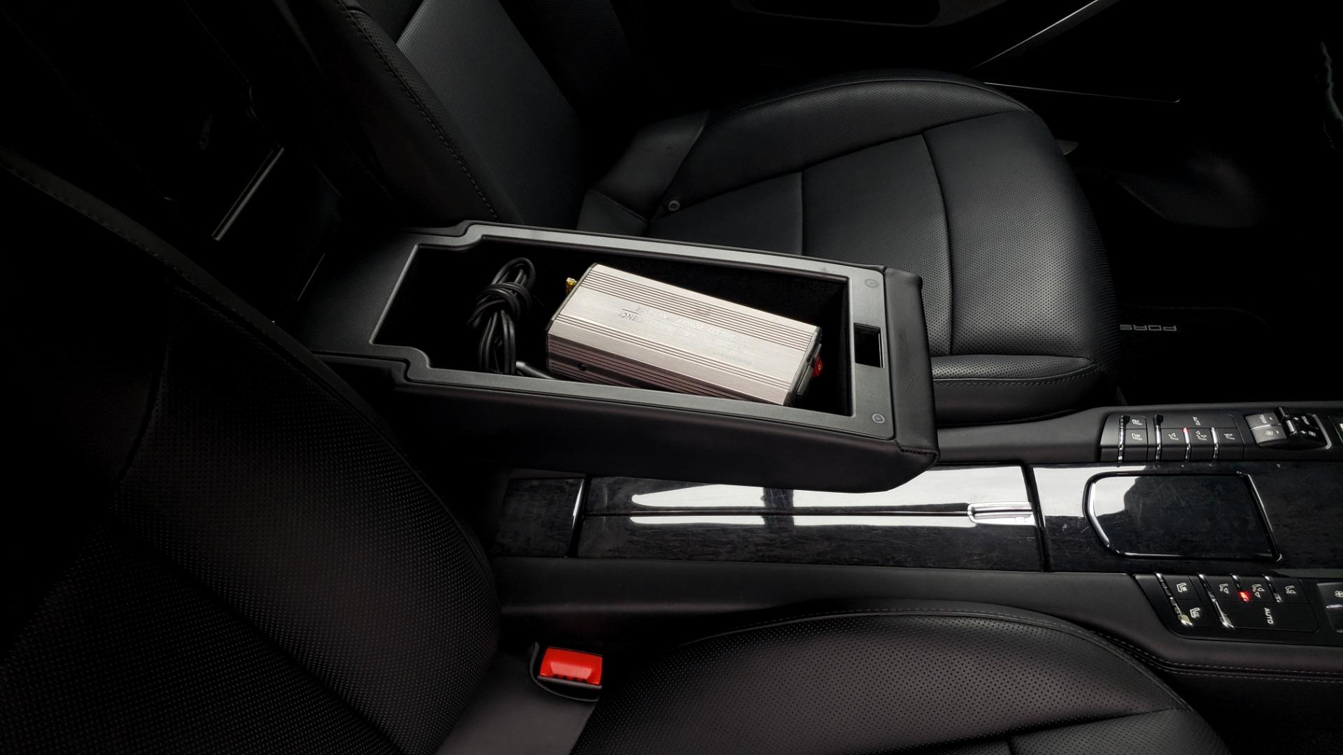 Used 2013 Porsche PANAMERA TURBO 4.8L V8 / AWD / NAV / SUNROOF / LCA / PARK ASST / BURMESTER for sale $45,995 at Formula Imports in Charlotte NC 28227 80