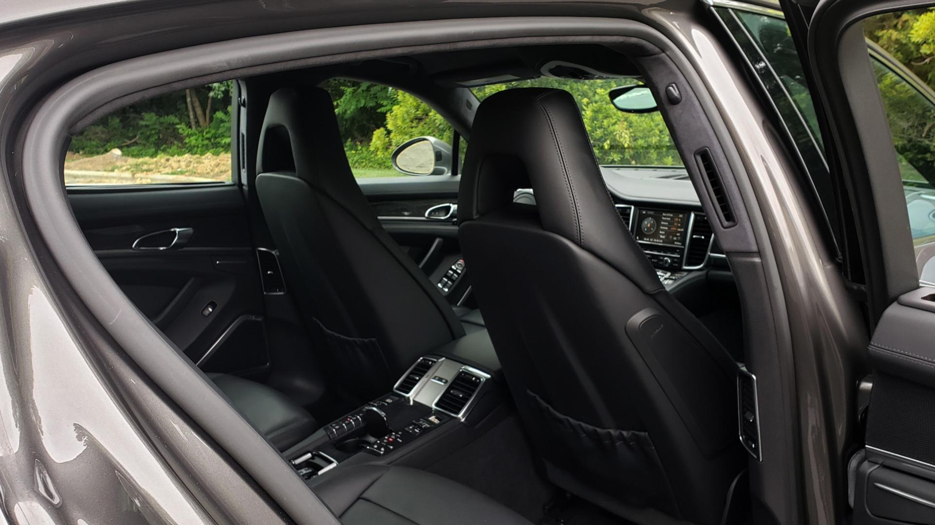 Used 2013 Porsche PANAMERA TURBO 4.8L V8 / AWD / NAV / SUNROOF / LCA / PARK ASST / BURMESTER for sale $45,995 at Formula Imports in Charlotte NC 28227 82