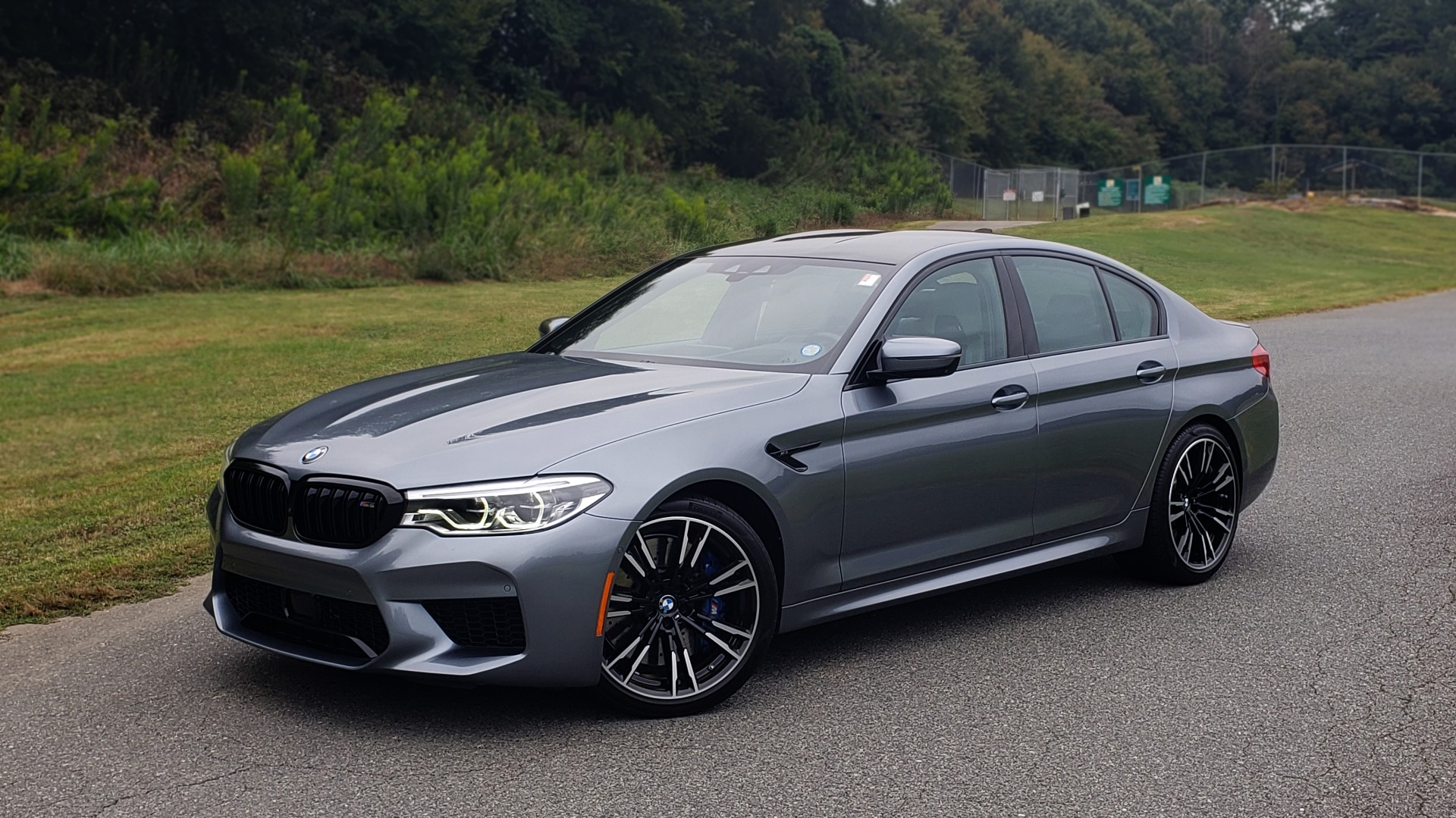 Used 2019 BMW M5 EXEC PKG / DRVR ASST PLUS / B&W SOUND / NAV / REARVIEW for sale Sold at Formula Imports in Charlotte NC 28227 7