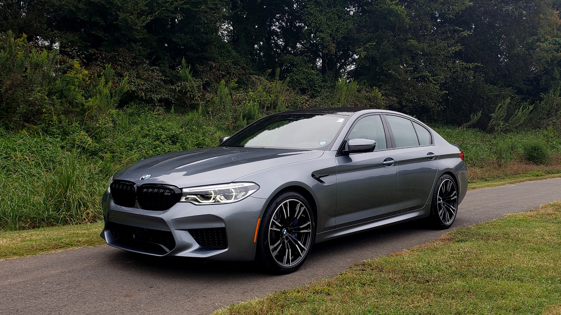Used 2019 BMW M5 EXEC PKG / DRVR ASST PLUS / B&W SOUND / NAV / REARVIEW for sale Sold at Formula Imports in Charlotte NC 28227 8