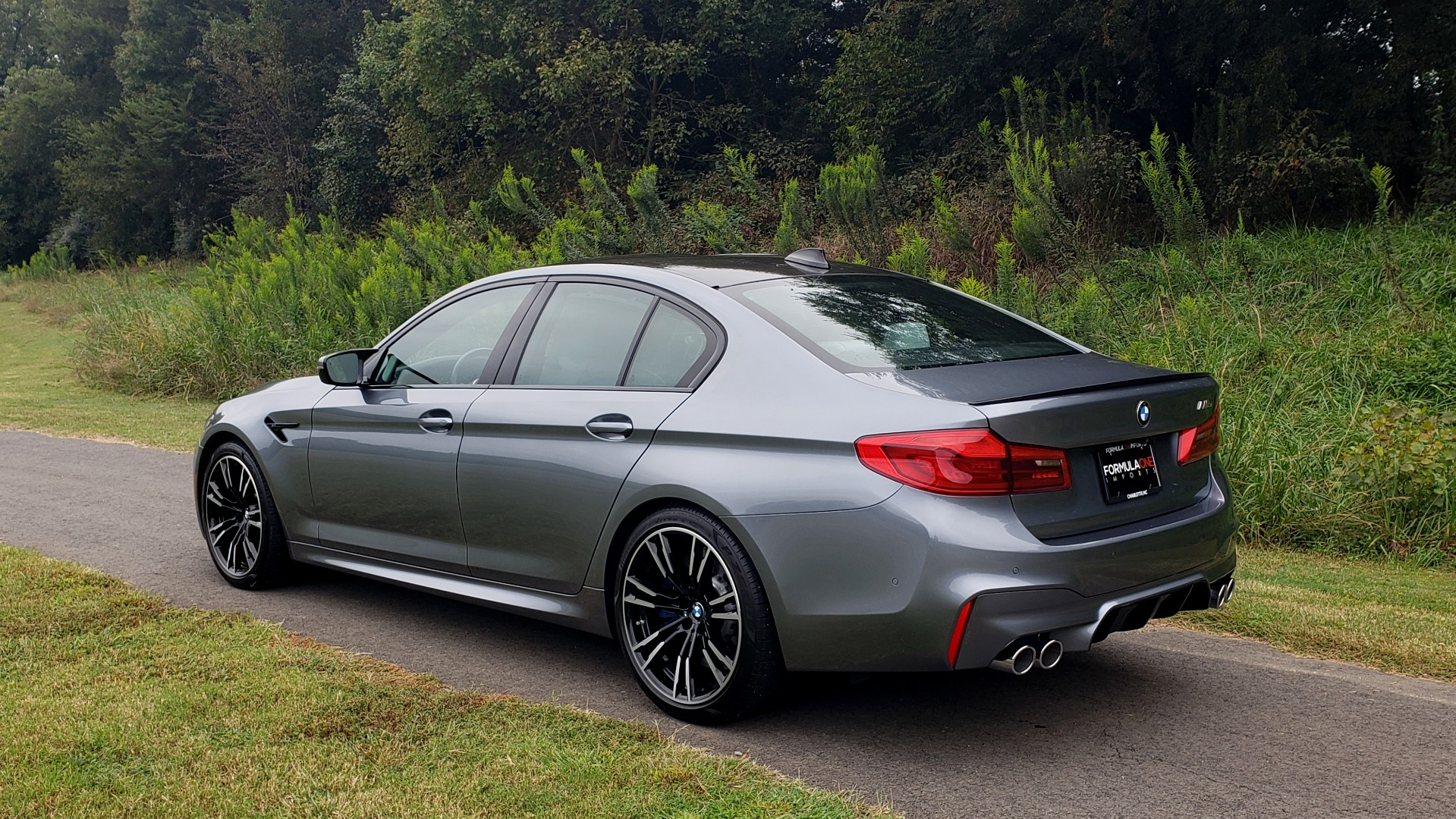 Used 2019 BMW M5 EXEC PKG / DRVR ASST PLUS / B&W SOUND / NAV / REARVIEW for sale Sold at Formula Imports in Charlotte NC 28227 9