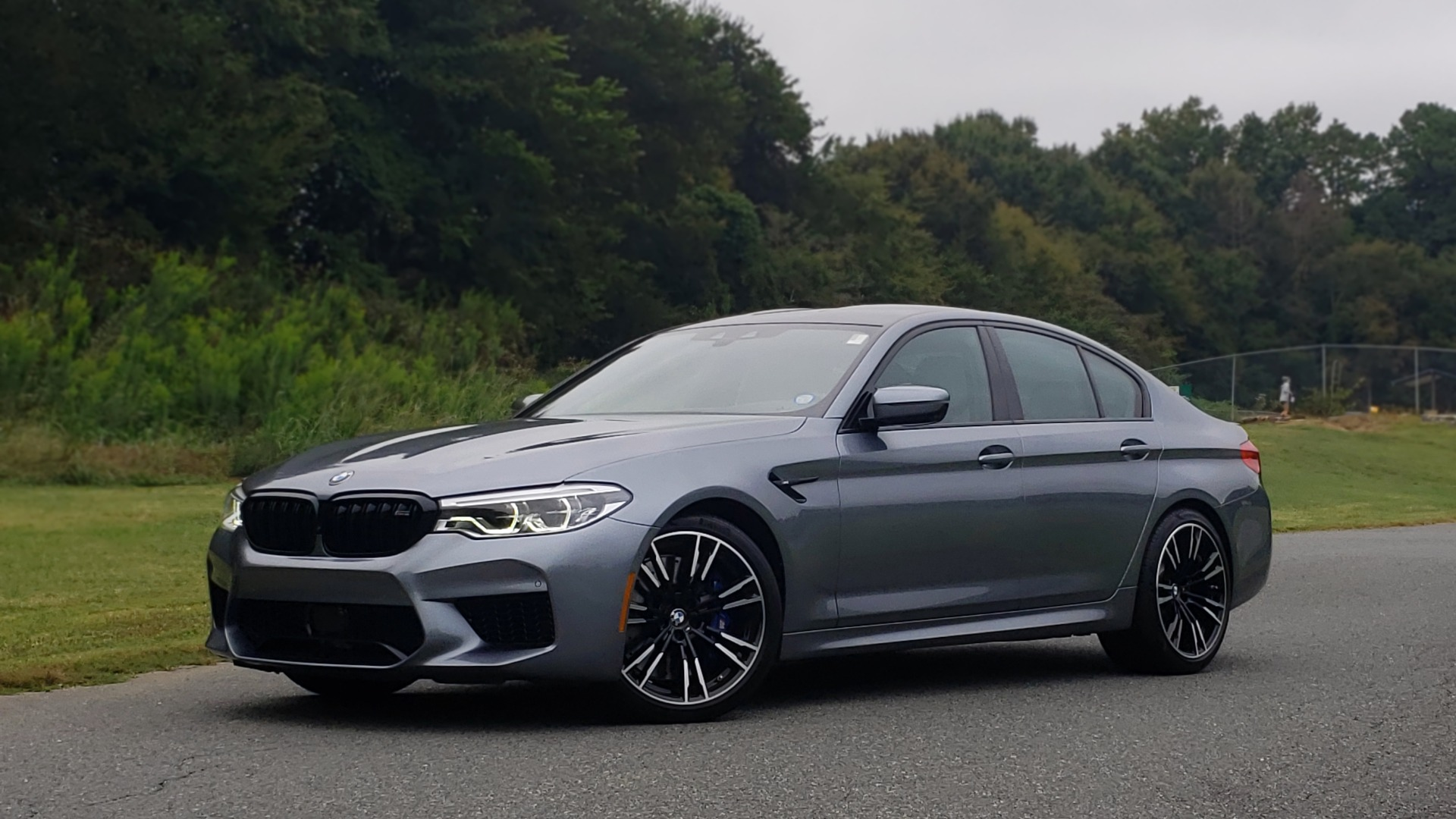 Used 2019 BMW M5 EXEC PKG / DRVR ASST PLUS / B&W SOUND / NAV / REARVIEW for sale Sold at Formula Imports in Charlotte NC 28227 1