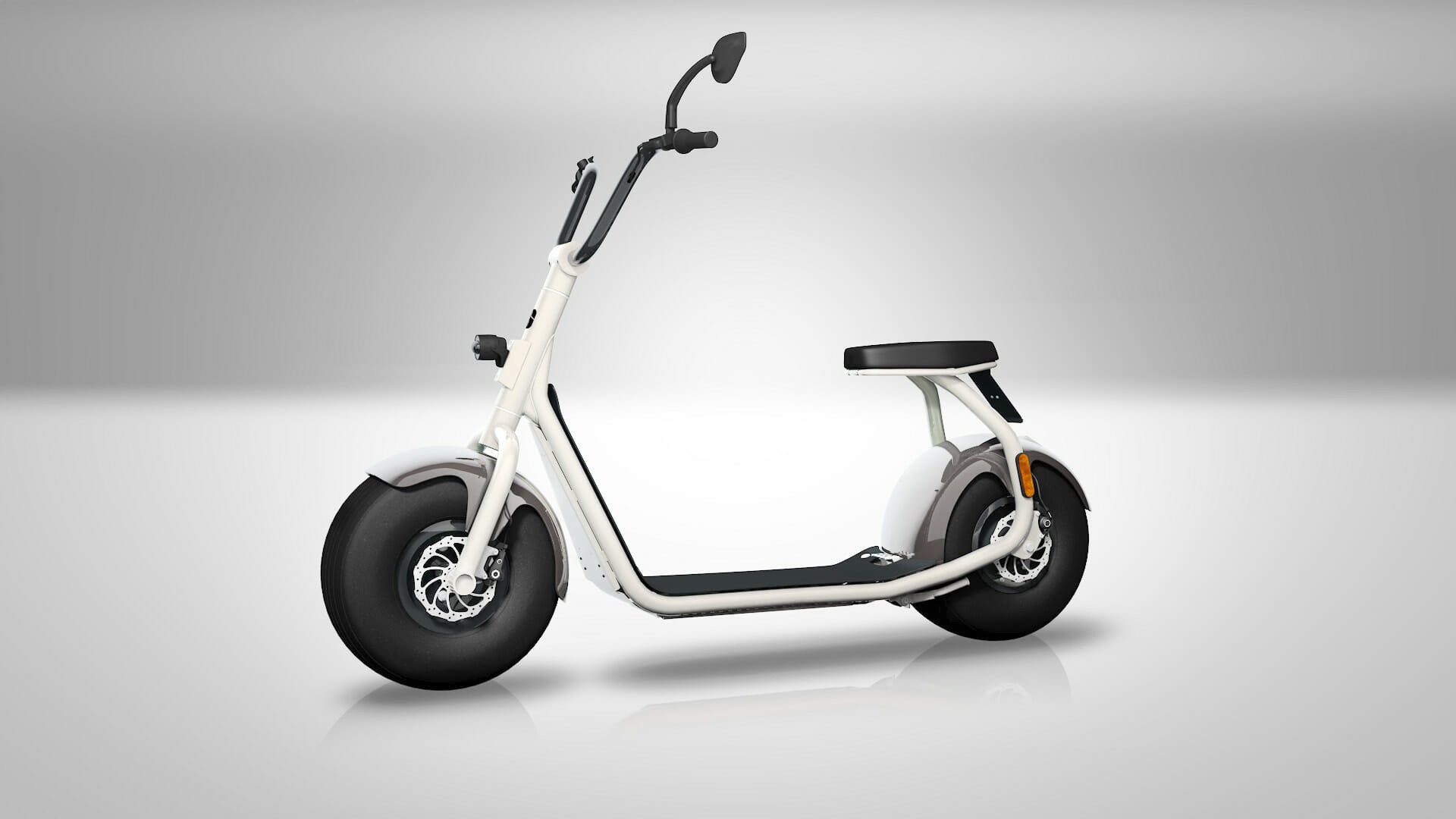 Used 2018 Scrooser ELECTRIC SCOOTER SELF BALANCED / 15.5 MPH / 34MI RANGE - CHOOSE YOUR COLOR for sale Sold at Formula Imports in Charlotte NC 28227 28