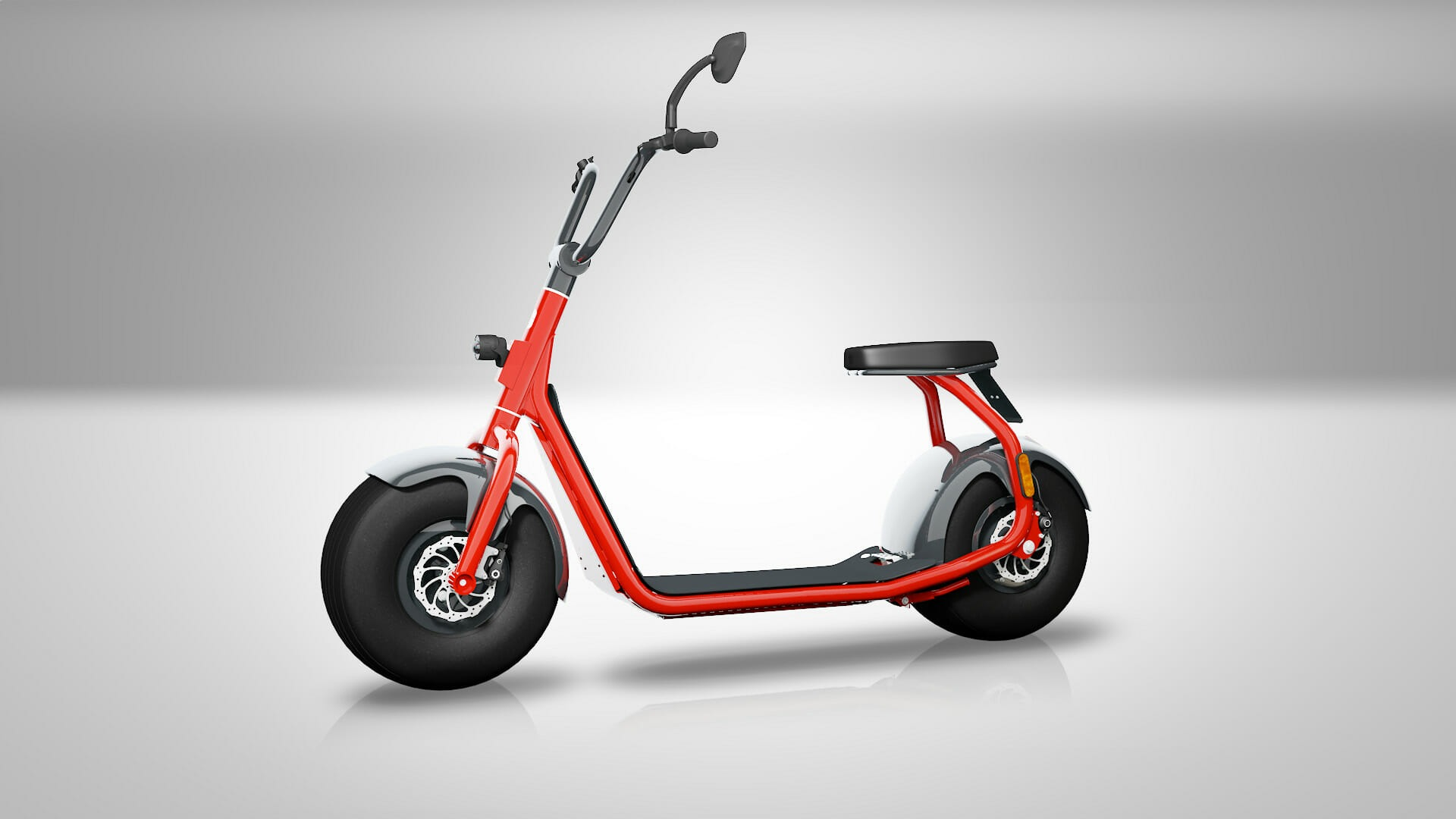 Used 2018 Scrooser ELECTRIC SCOOTER SELF BALANCED / 15.5 MPH / 34MI RANGE - CHOOSE YOUR COLOR for sale Sold at Formula Imports in Charlotte NC 28227 29
