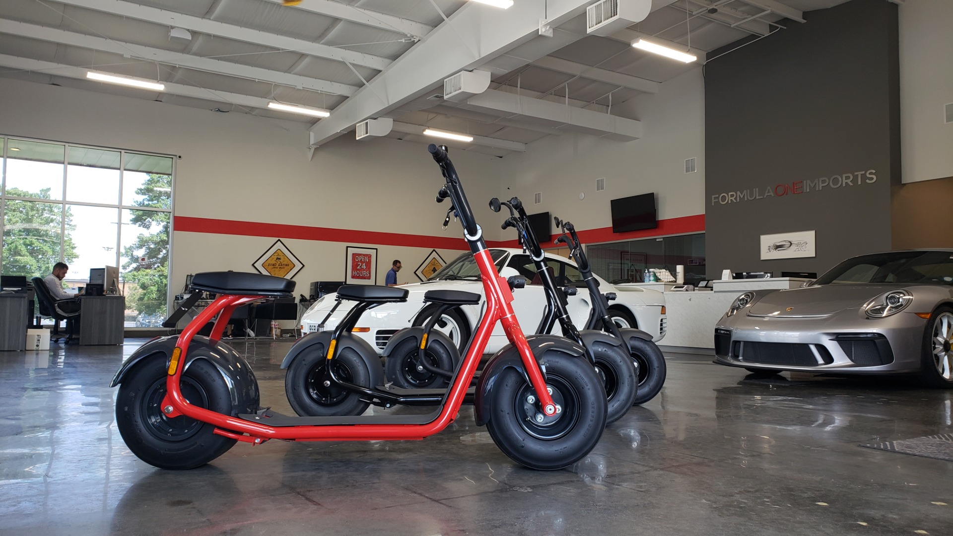 Used 2018 SCROOSER ELECTRIC SCOOTER SELF BALANCED / 15.5 MPH / 34MI RANGE for sale $1,995 at Formula Imports in Charlotte NC 28227 4