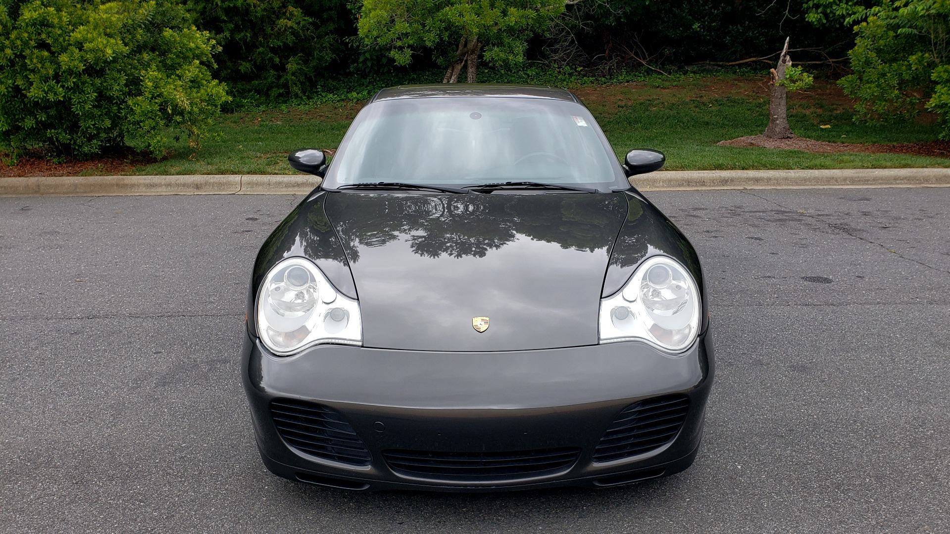 Used 2002 Porsche 911 CARRERA TURBO COUPE / 6-SPD MANUAL / PERF UPGRADES & CUSTOM TUNE for sale Sold at Formula Imports in Charlotte NC 28227 20