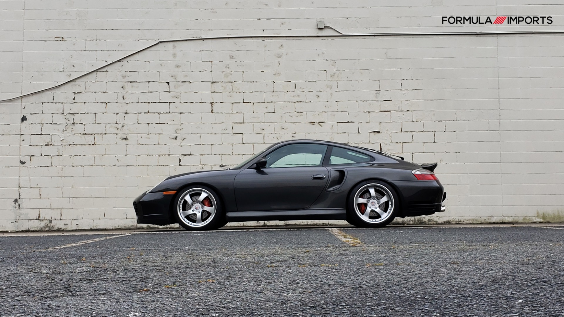 Used 2002 Porsche 911 CARRERA TURBO COUPE / 6-SPD MANUAL / PERF UPGRADES & CUSTOM TUNE for sale Sold at Formula Imports in Charlotte NC 28227 79