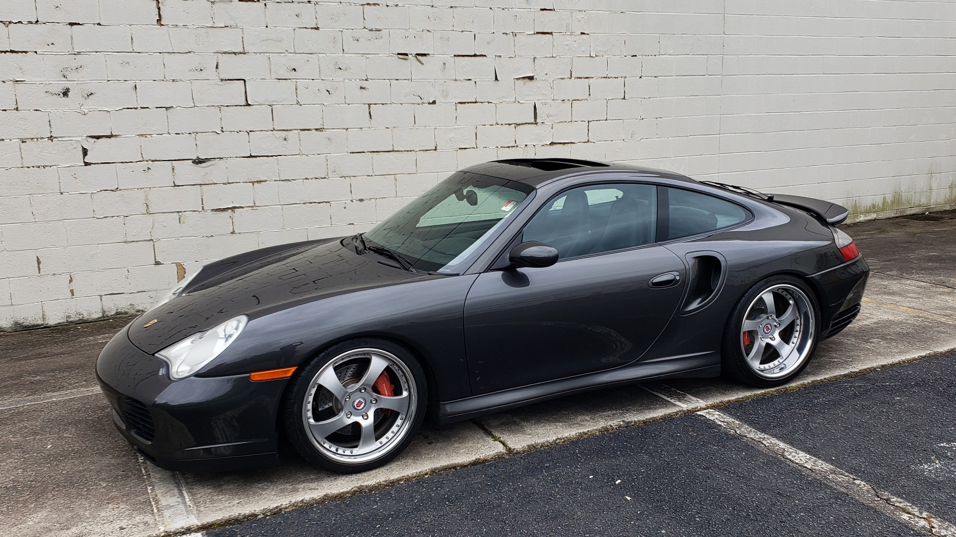 Used 2002 Porsche 911 CARRERA TURBO COUPE / 6-SPD MANUAL / PERF UPGRADES & CUSTOM TUNE for sale Sold at Formula Imports in Charlotte NC 28227 80