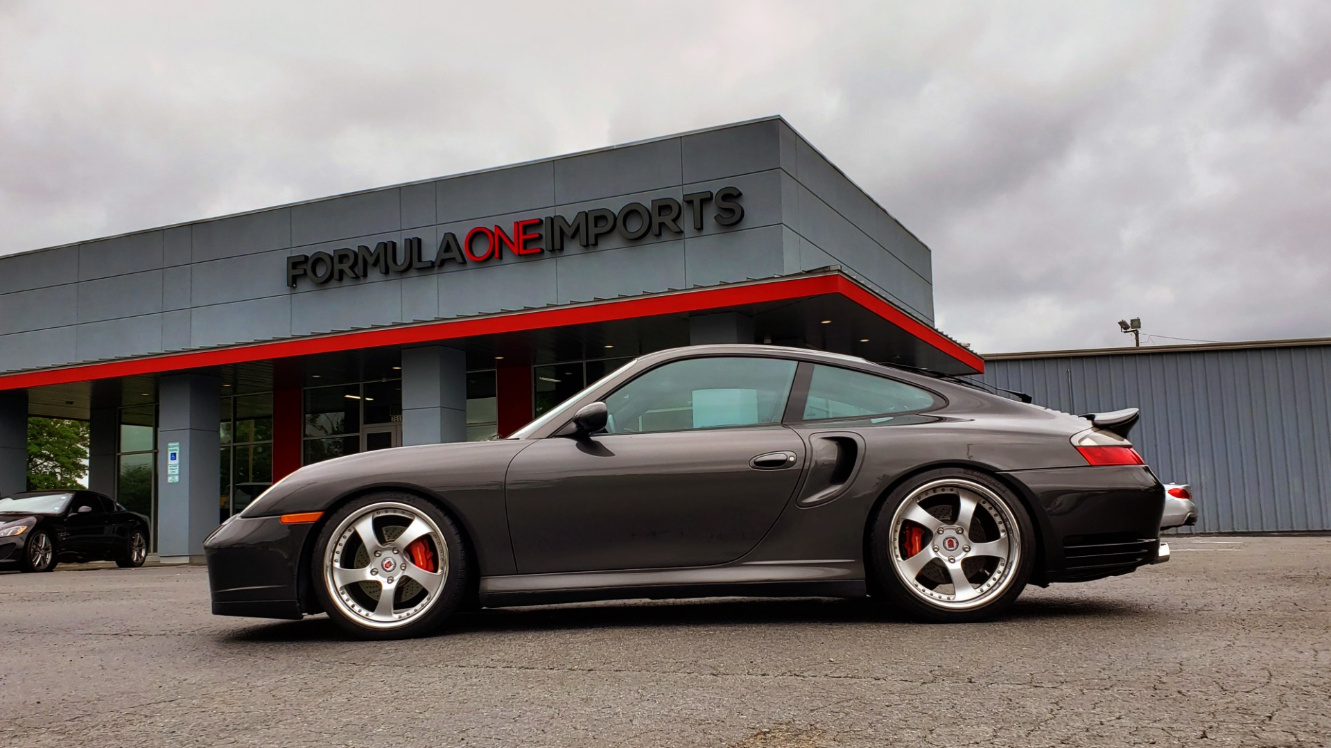 Used 2002 Porsche 911 CARRERA TURBO COUPE / 6-SPD MANUAL / PERF UPGRADES & CUSTOM TUNE for sale Sold at Formula Imports in Charlotte NC 28227 81