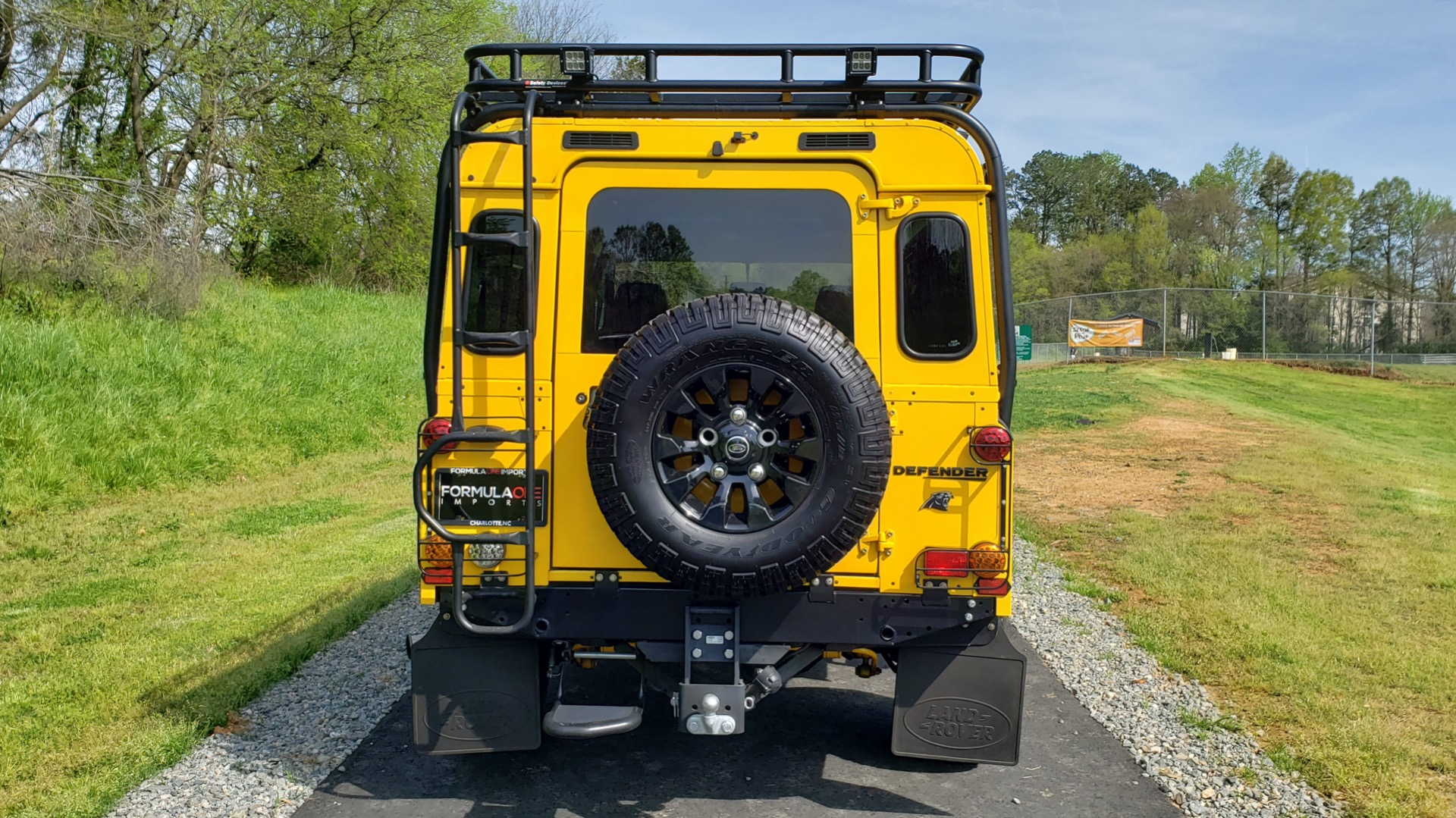 Used 1989 Land Rover Defender 110 4x4 Custom / Fully Restored / Fuel Injected V8 / 5-Spd Man for sale $60,000 at Formula Imports in Charlotte NC 28227 20