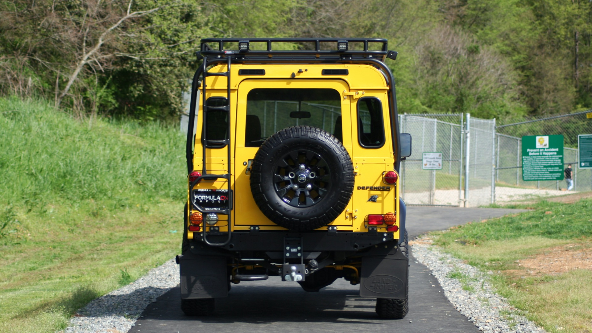 Used 1989 Land Rover Defender 110 4x4 Custom / Fully Restored / Fuel Injected V8 / 5-Spd Man for sale $60,000 at Formula Imports in Charlotte NC 28227 8