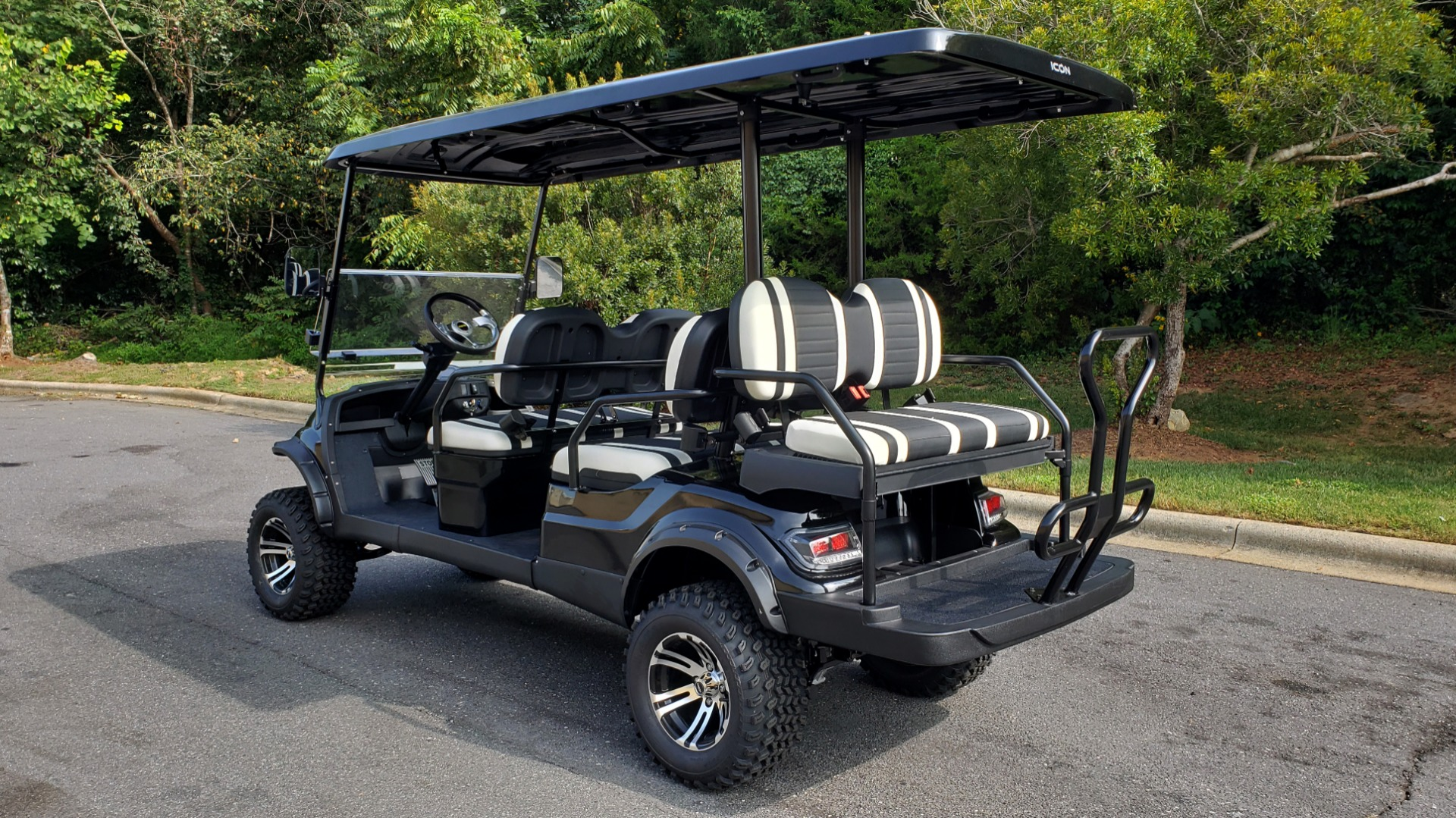 Used 2020 ICON I60L ELECTRIC CAR 3-ROW/6-PASSENGER/LIFTED for sale $10,995 at Formula Imports in Charlotte NC 28227 3