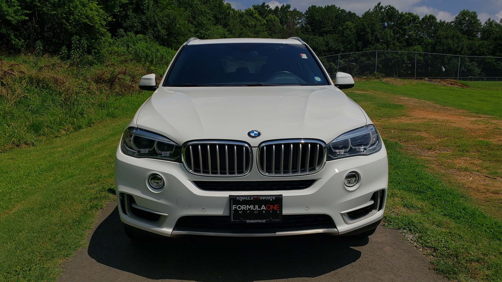 Used 2017 BMW X5 XDRIVE35I / NAV / SUNROOF / RUNNING BOARDS / REARVIEW for sale $33,995 at Formula Imports in Charlotte NC 28227 6