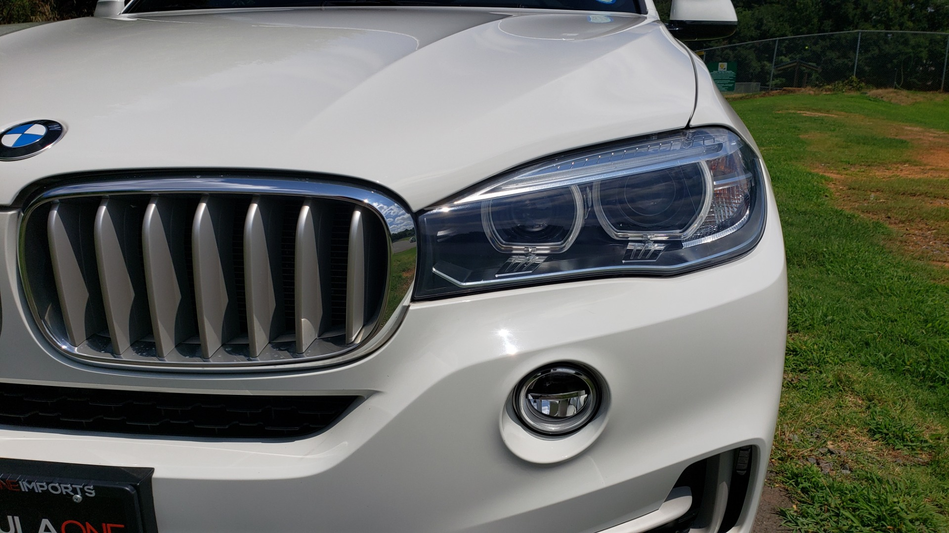 Used 2017 BMW X5 XDRIVE35I / NAV / SUNROOF / RUNNING BOARDS / REARVIEW for sale $33,995 at Formula Imports in Charlotte NC 28227 8