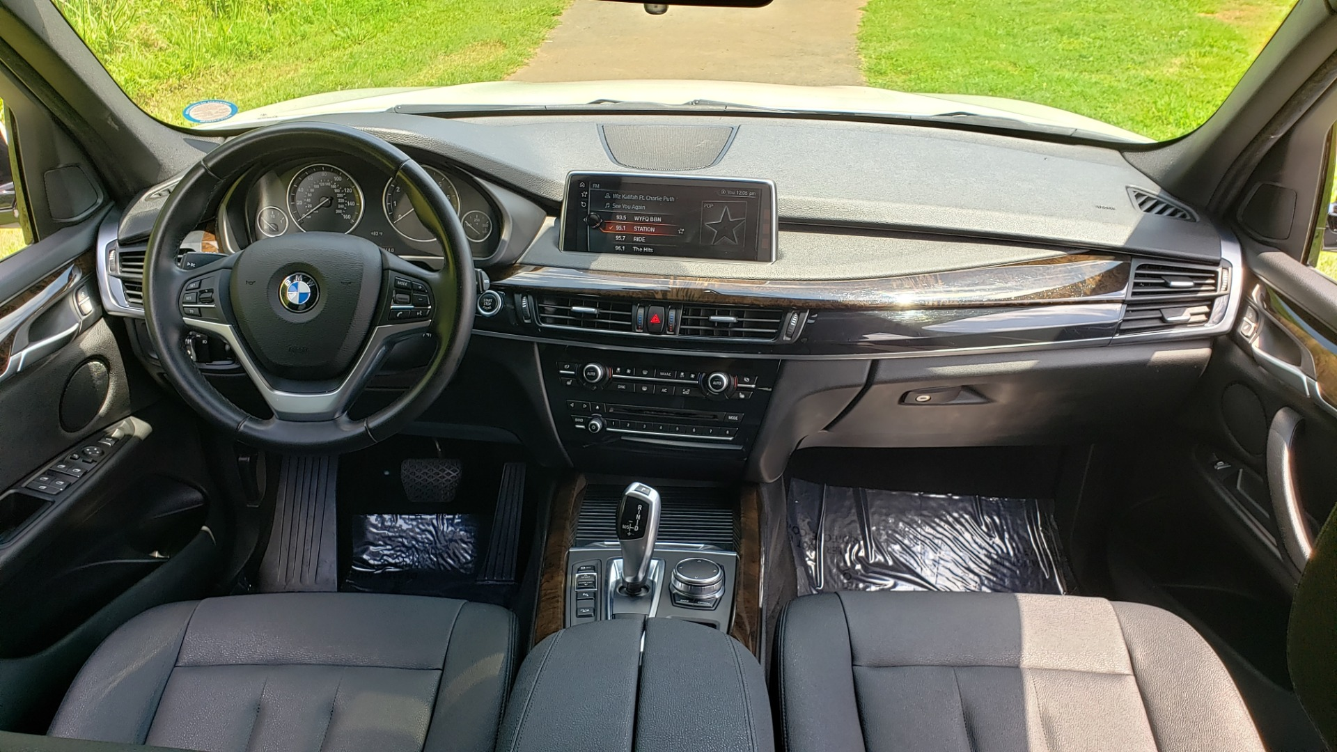 Used 2017 BMW X5 XDRIVE35I / NAV / SUNROOF / RUNNING BOARDS / REARVIEW for sale $33,995 at Formula Imports in Charlotte NC 28227 83