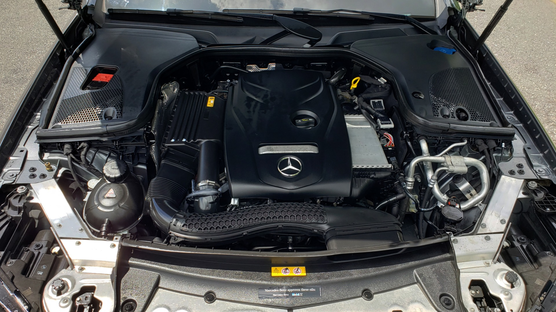 Used 2017 Mercedes-Benz E-CLASS E 300 SPORT 4MATIC / PREM PKG / NAV / SUNROOF / BURMESTER SND / REARVIEW for sale Sold at Formula Imports in Charlotte NC 28227 10