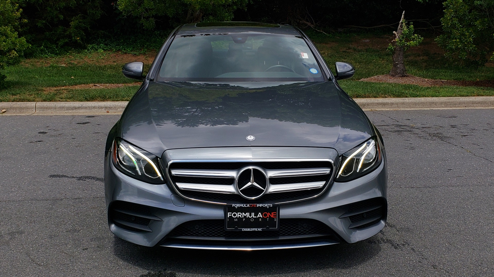 Used 2017 Mercedes-Benz E-CLASS E 300 SPORT 4MATIC / PREM PKG / NAV / SUNROOF / BURMESTER SND / REARVIEW for sale Sold at Formula Imports in Charlotte NC 28227 15