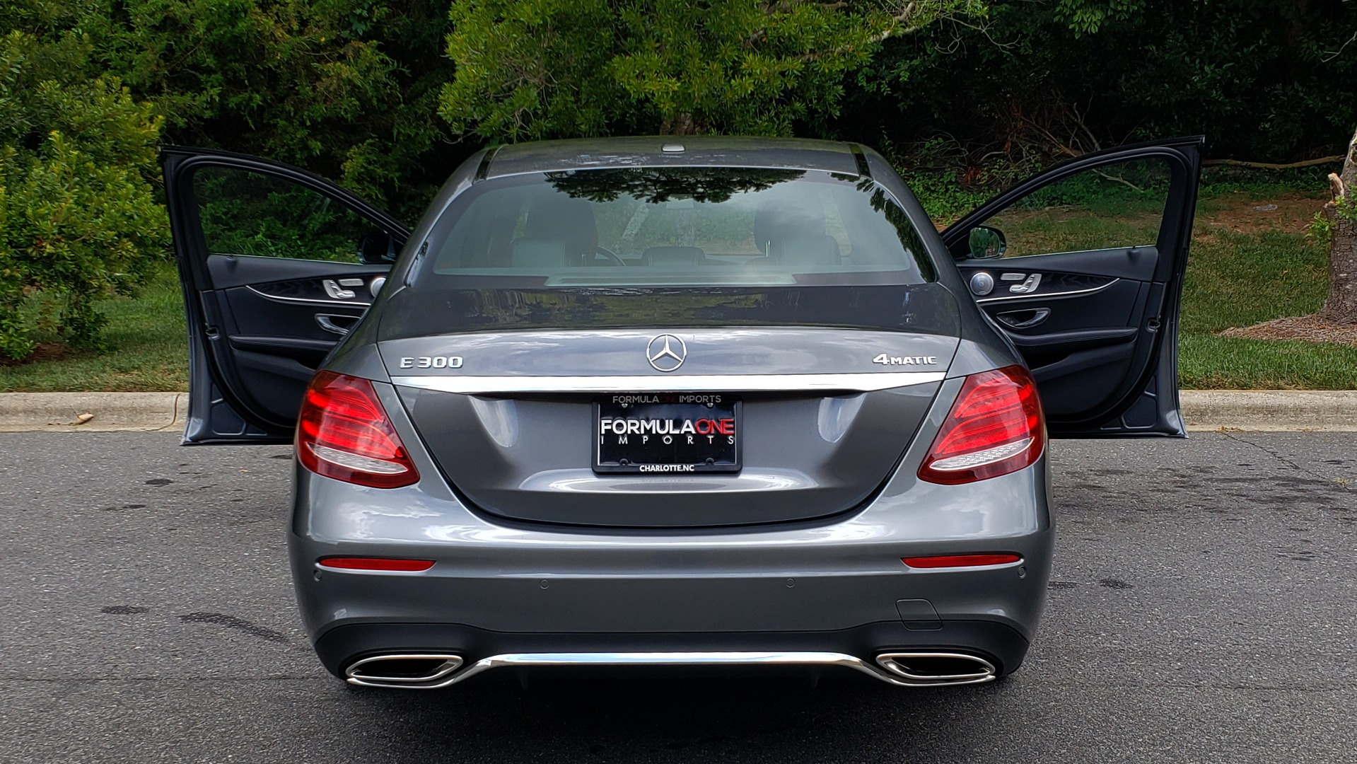 Used 2017 Mercedes-Benz E-CLASS E 300 SPORT 4MATIC / PREM PKG / NAV / SUNROOF / BURMESTER SND / REARVIEW for sale Sold at Formula Imports in Charlotte NC 28227 24