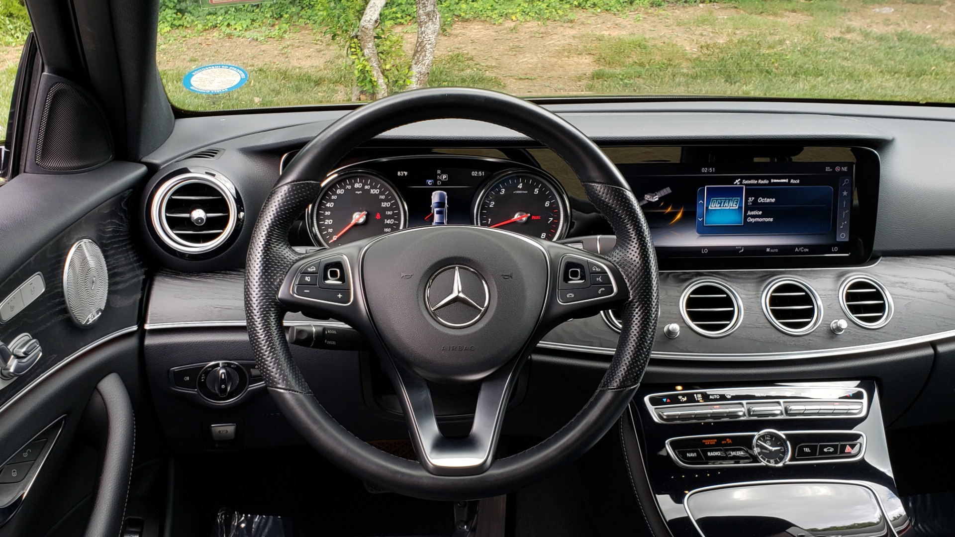 Used 2017 Mercedes-Benz E-CLASS E 300 SPORT 4MATIC / PREM PKG / NAV / SUNROOF / BURMESTER SND / REARVIEW for sale Sold at Formula Imports in Charlotte NC 28227 35