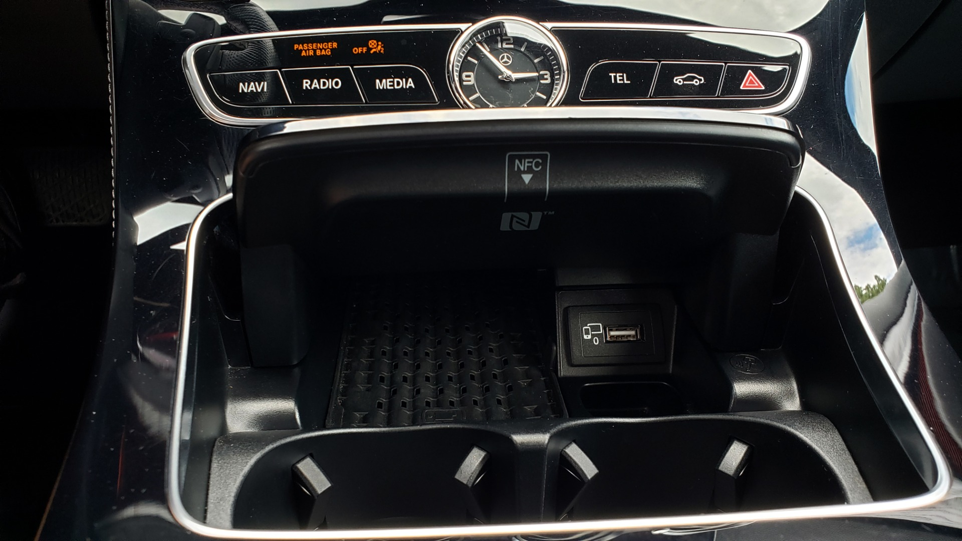 Used 2017 Mercedes-Benz E-Class E 300 4MATIC PREMIUM / SPORT / NAV / BURMESTER / HTD STS / REARVIEW for sale $30,495 at Formula Imports in Charlotte NC 28227 46