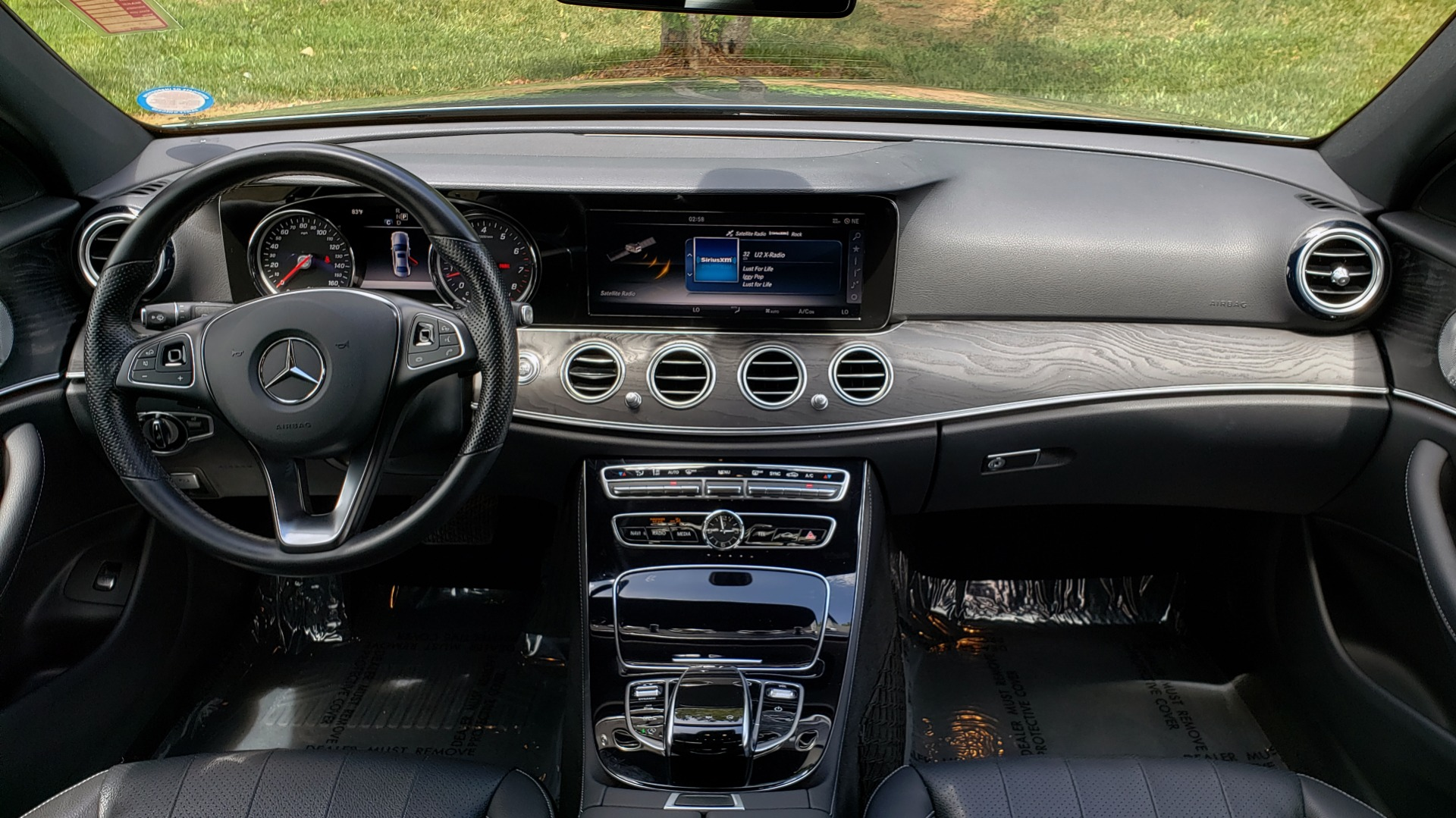 Used 2017 Mercedes-Benz E-CLASS E 300 SPORT 4MATIC / PREM PKG / NAV / SUNROOF / BURMESTER SND / REARVIEW for sale Sold at Formula Imports in Charlotte NC 28227 71