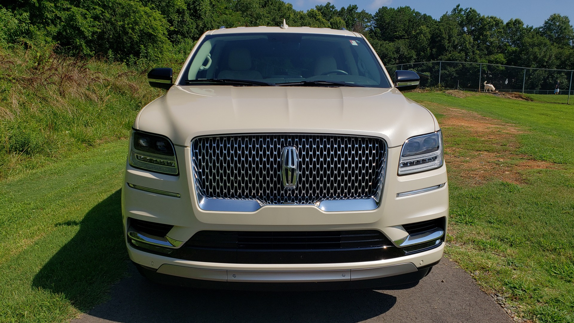 Used 2018 Lincoln NAVIGATOR PREMIERE 4X2 / TWIN-TURBO V6 / NAV / 3-ROW / REARVIEW for sale Sold at Formula Imports in Charlotte NC 28227 11