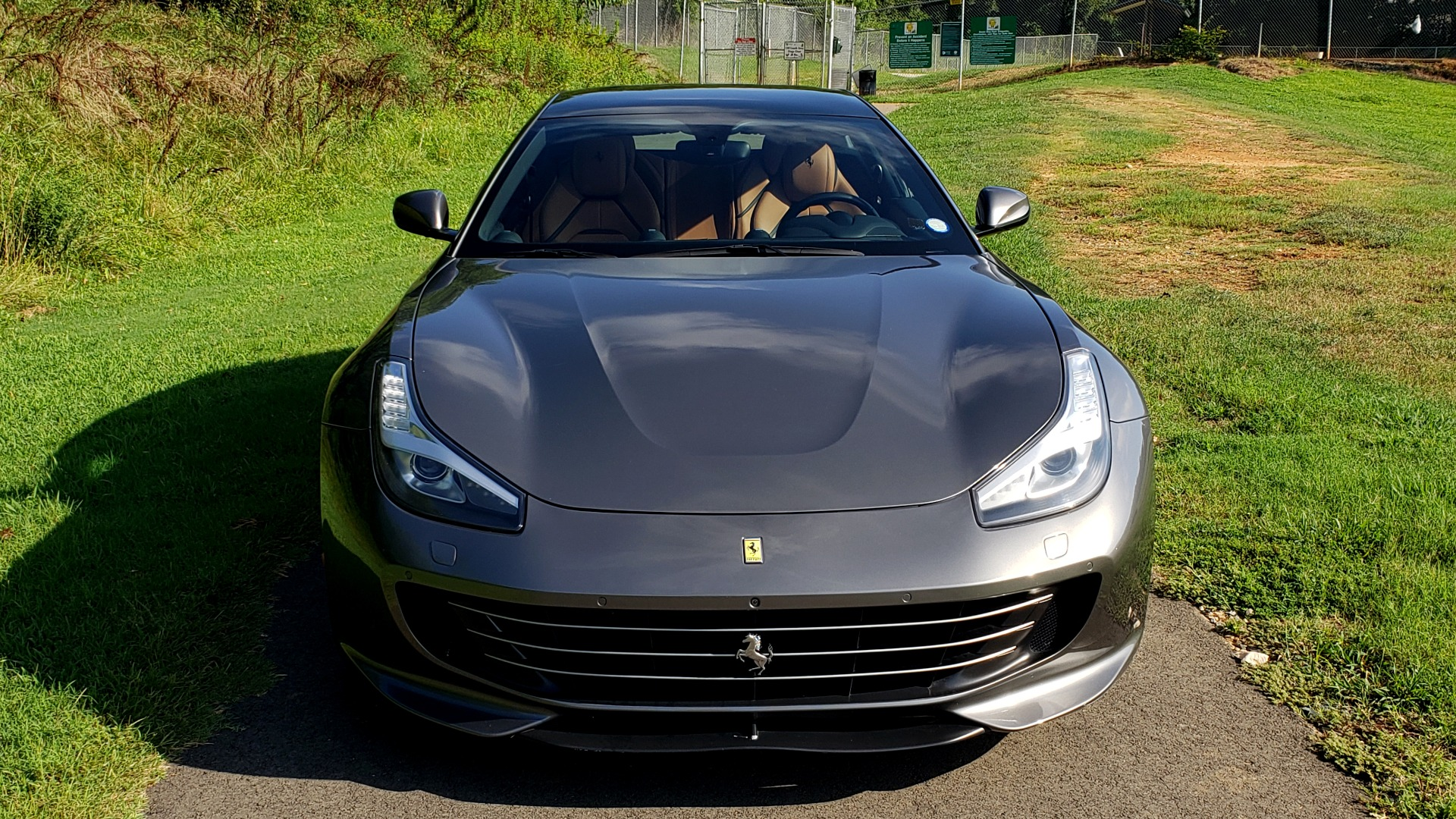 Used 2017 Ferrari GTC4Lusso for sale Sold at Formula Imports in Charlotte NC 28227 13